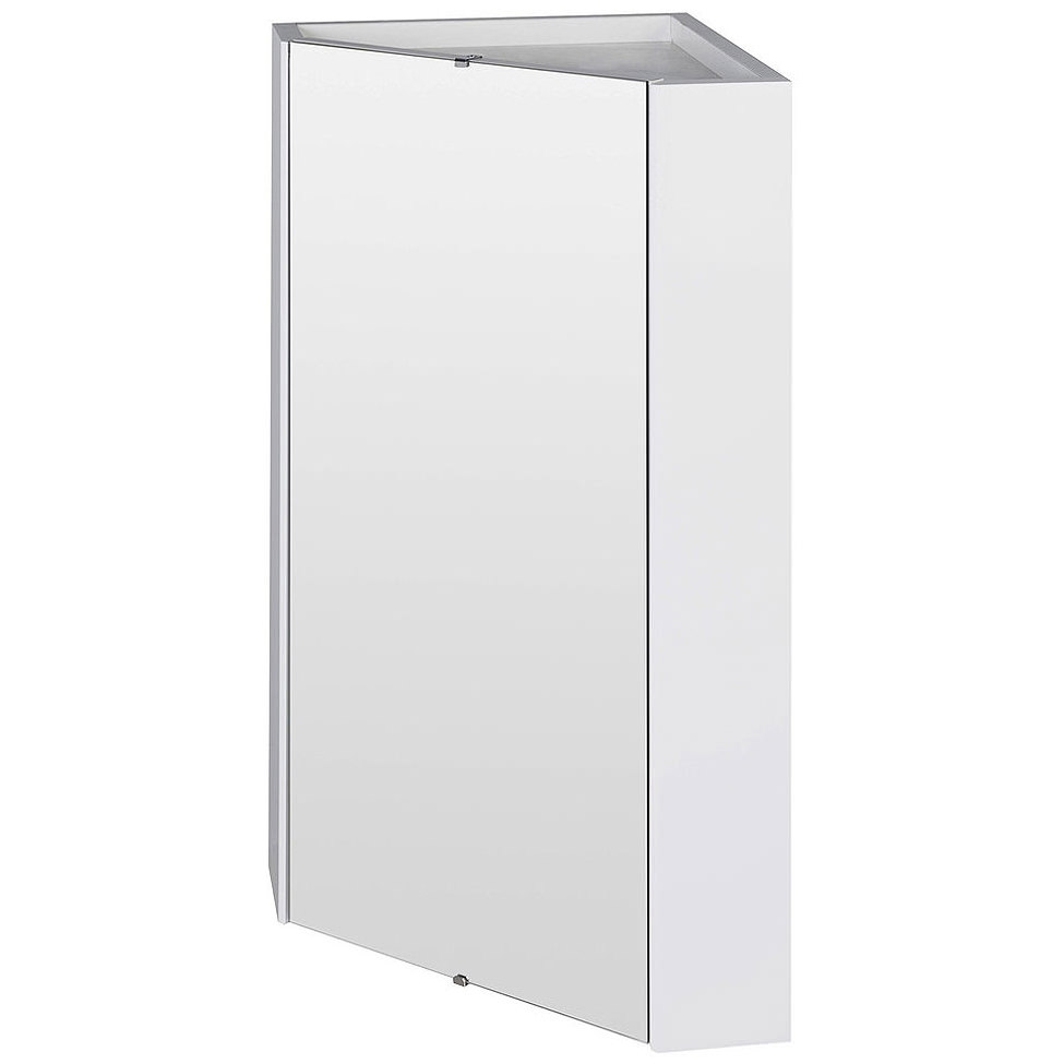 Permalink to Bathroom Corner Wall Mirror Cabinet