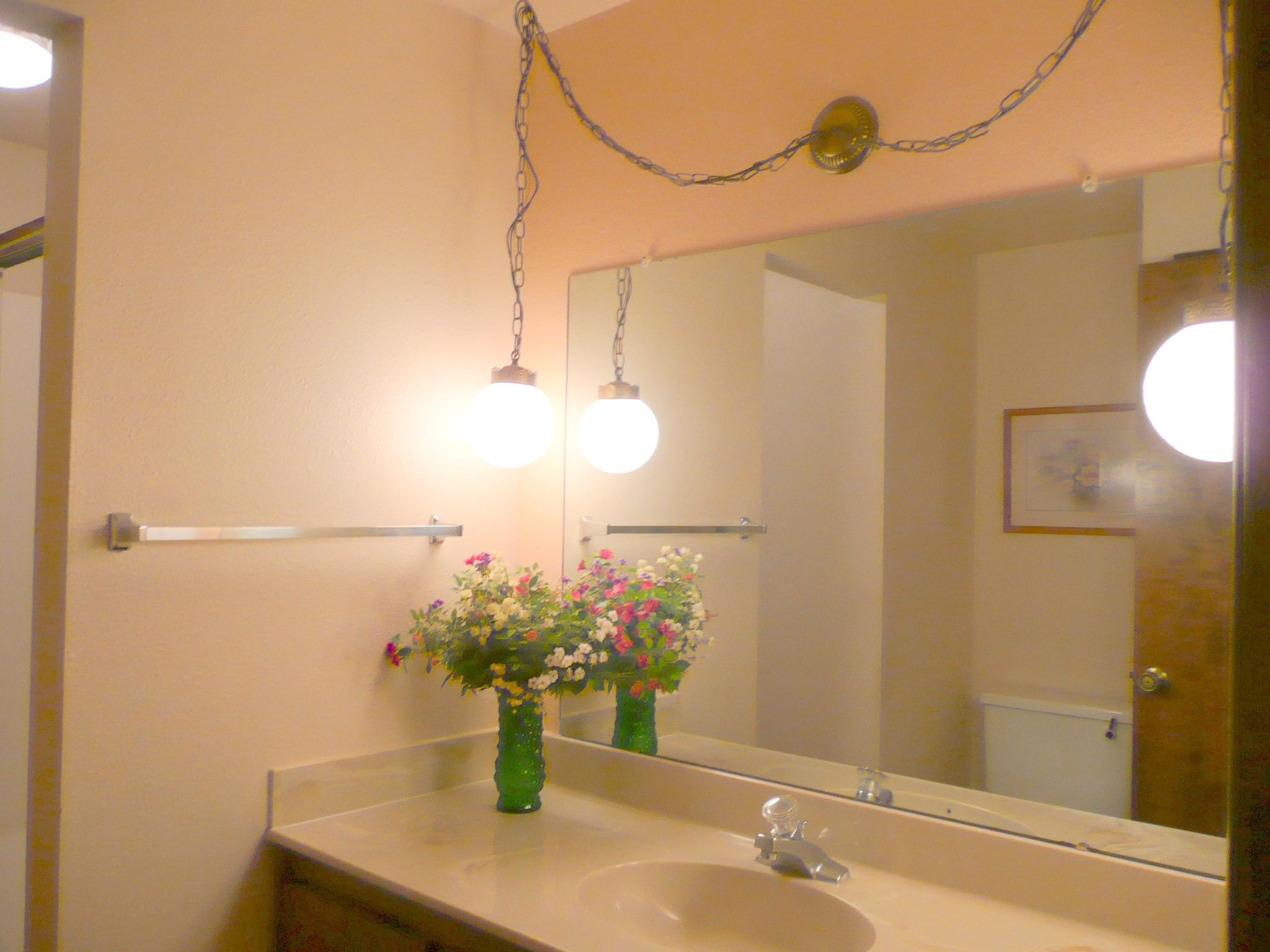 Bathroom Hanging Mirror Lights