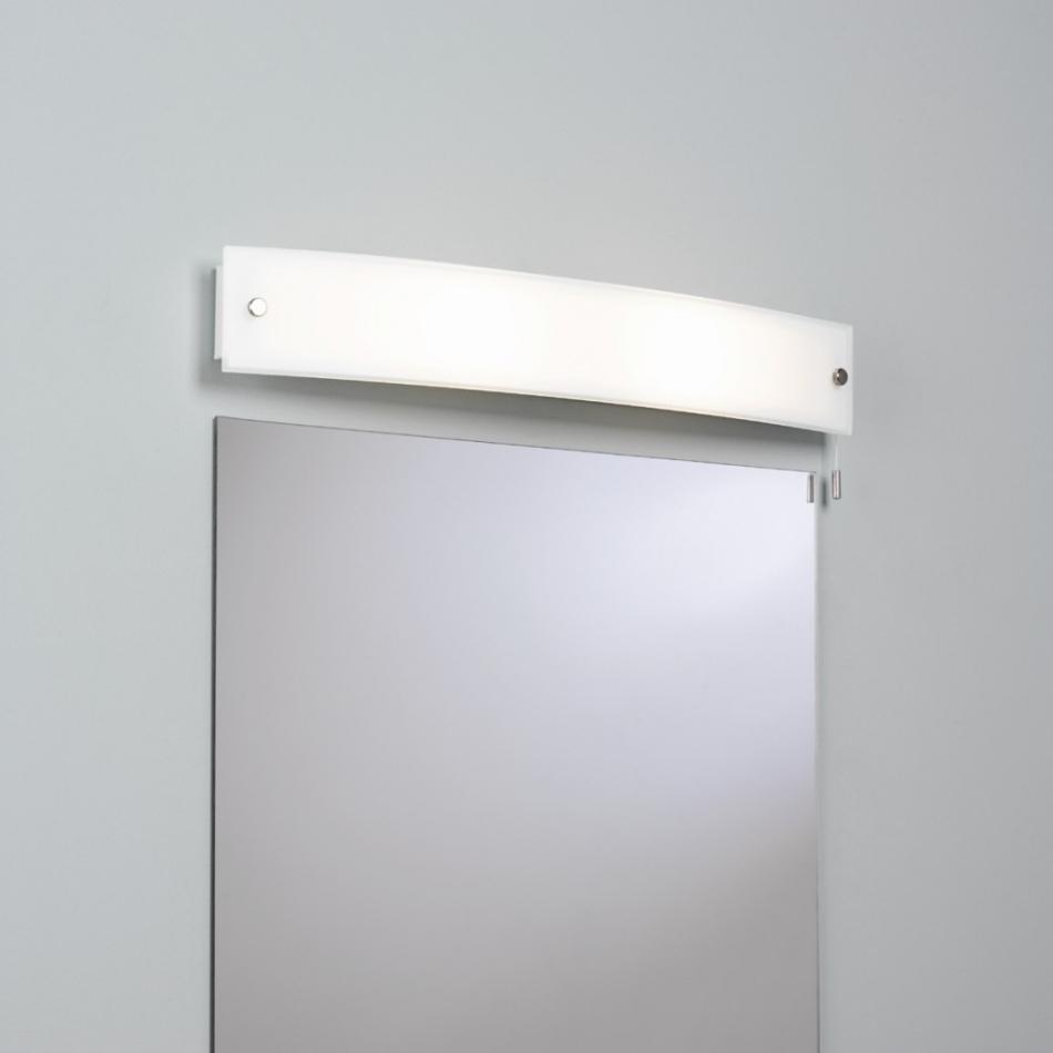 Bathroom Led Light Fixtures Over Mirror