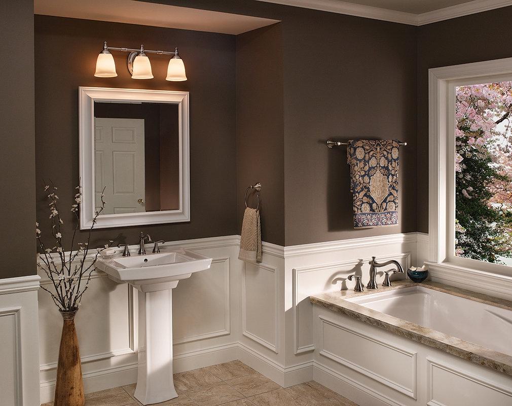 Bathroom Lighting And Mirrors Design