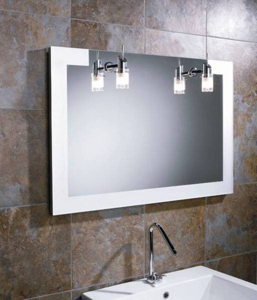 Bathroom Lighting Mirrors Design