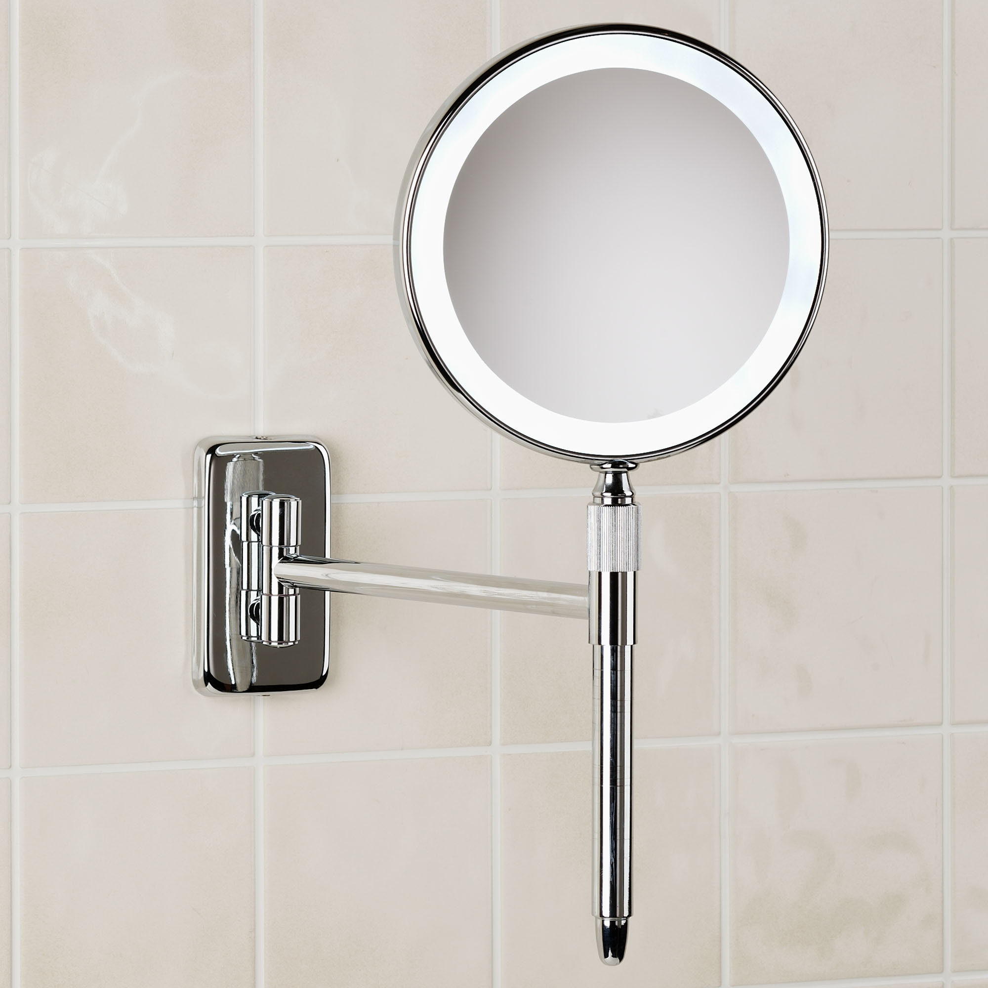 Bathroom Makeup Mirror Wall Mount