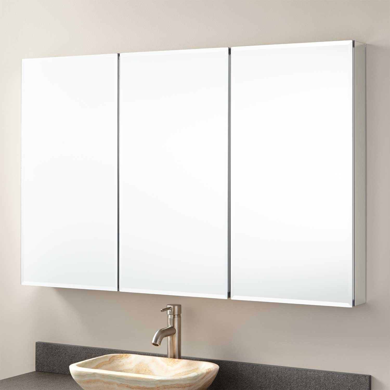 Bathroom Medicine Cabinets With Mirrors Surface Mount