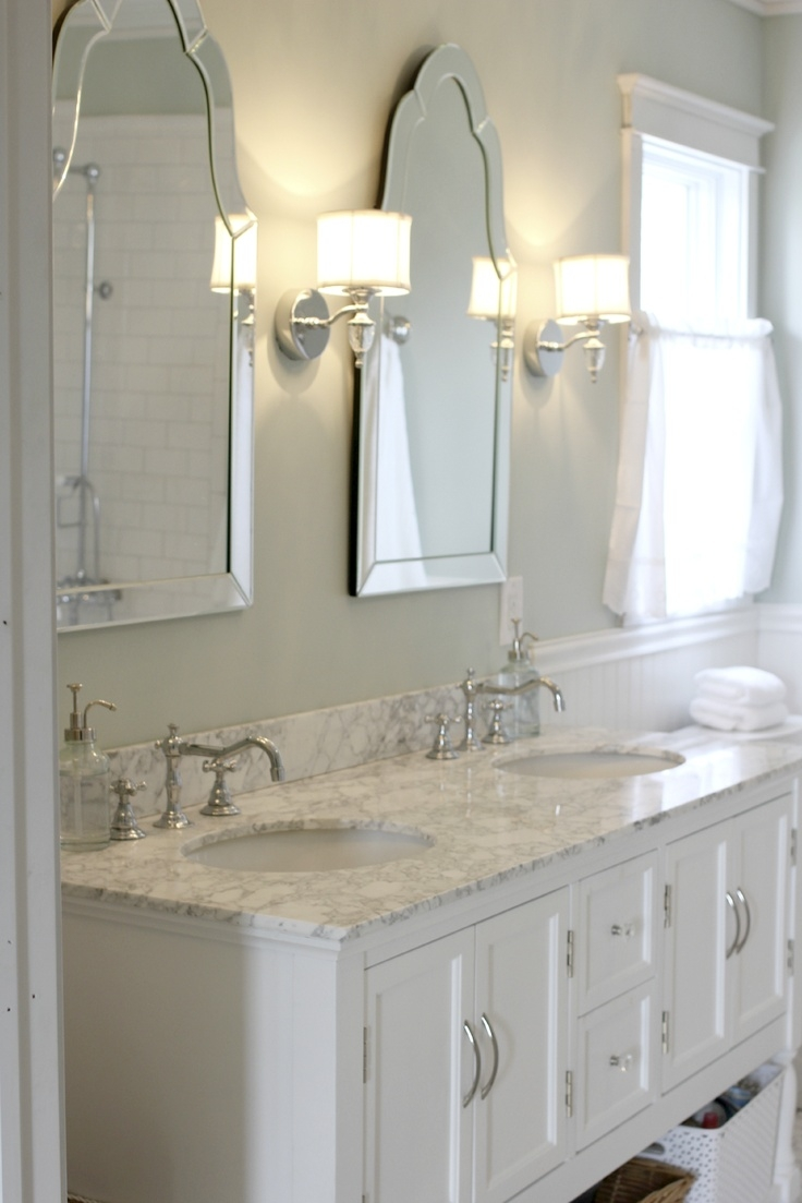 Bathroom Mirror Custom Size