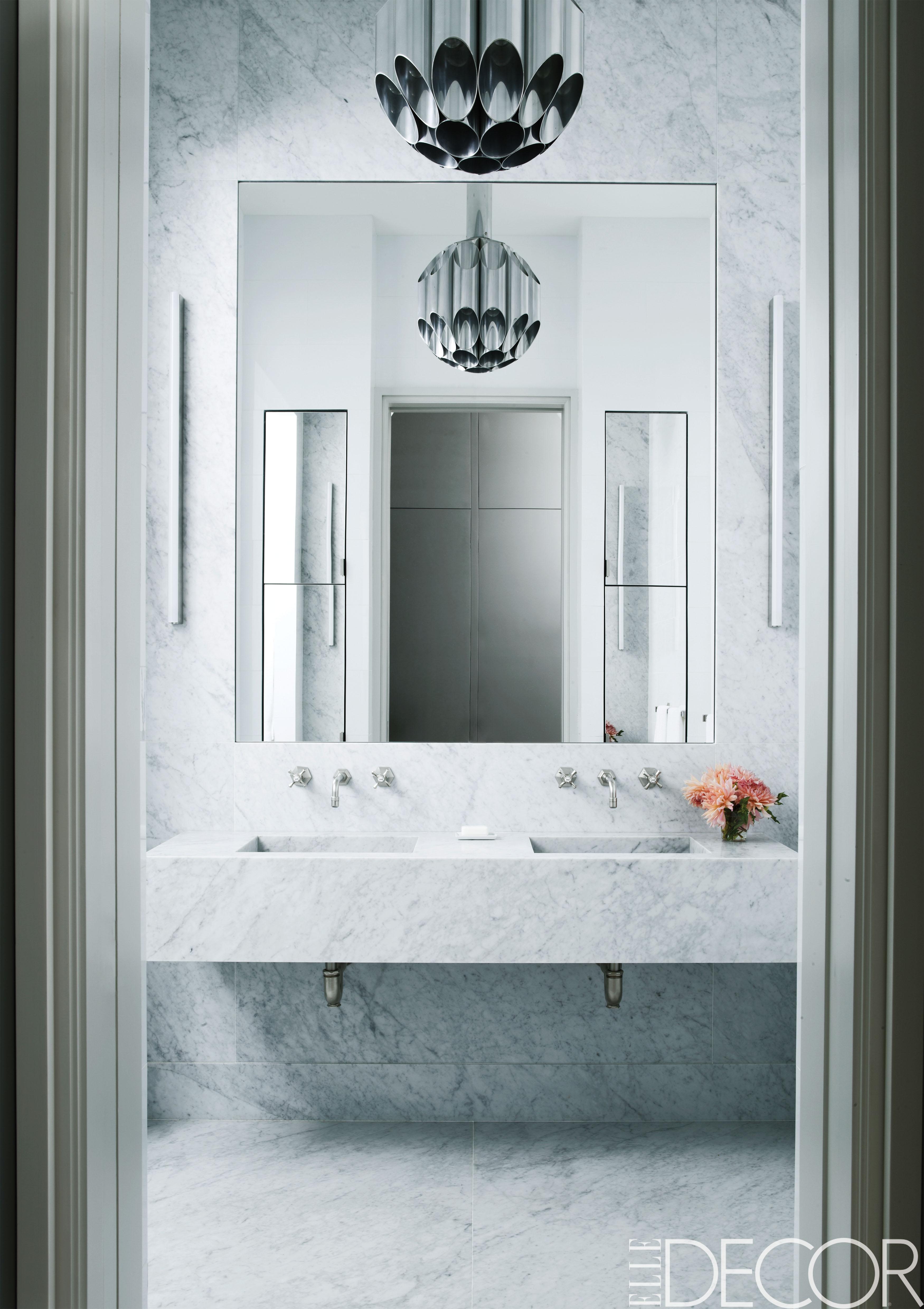 Bathroom Mirror Design Image