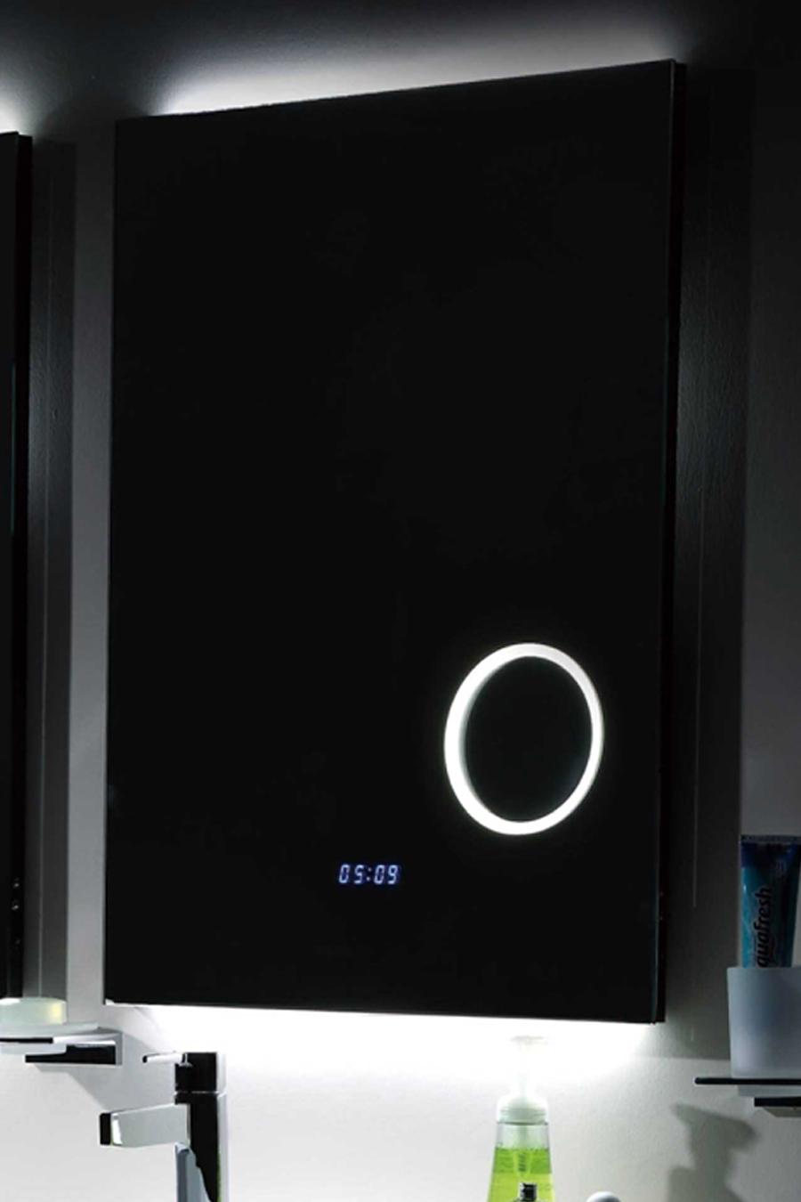 Permalink to Bathroom Mirror Digital Clock