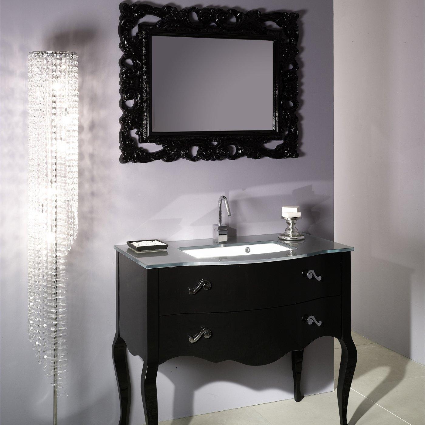 Bathroom Mirror Going Black