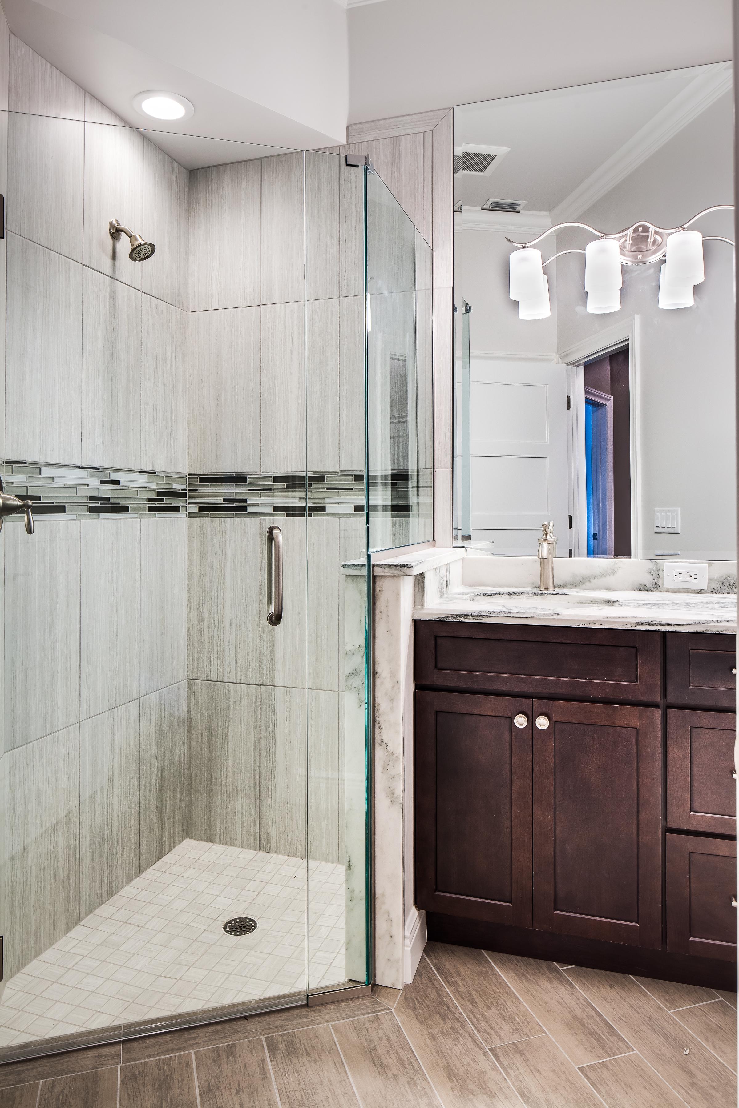 Bathroom Mirror Hanging Height