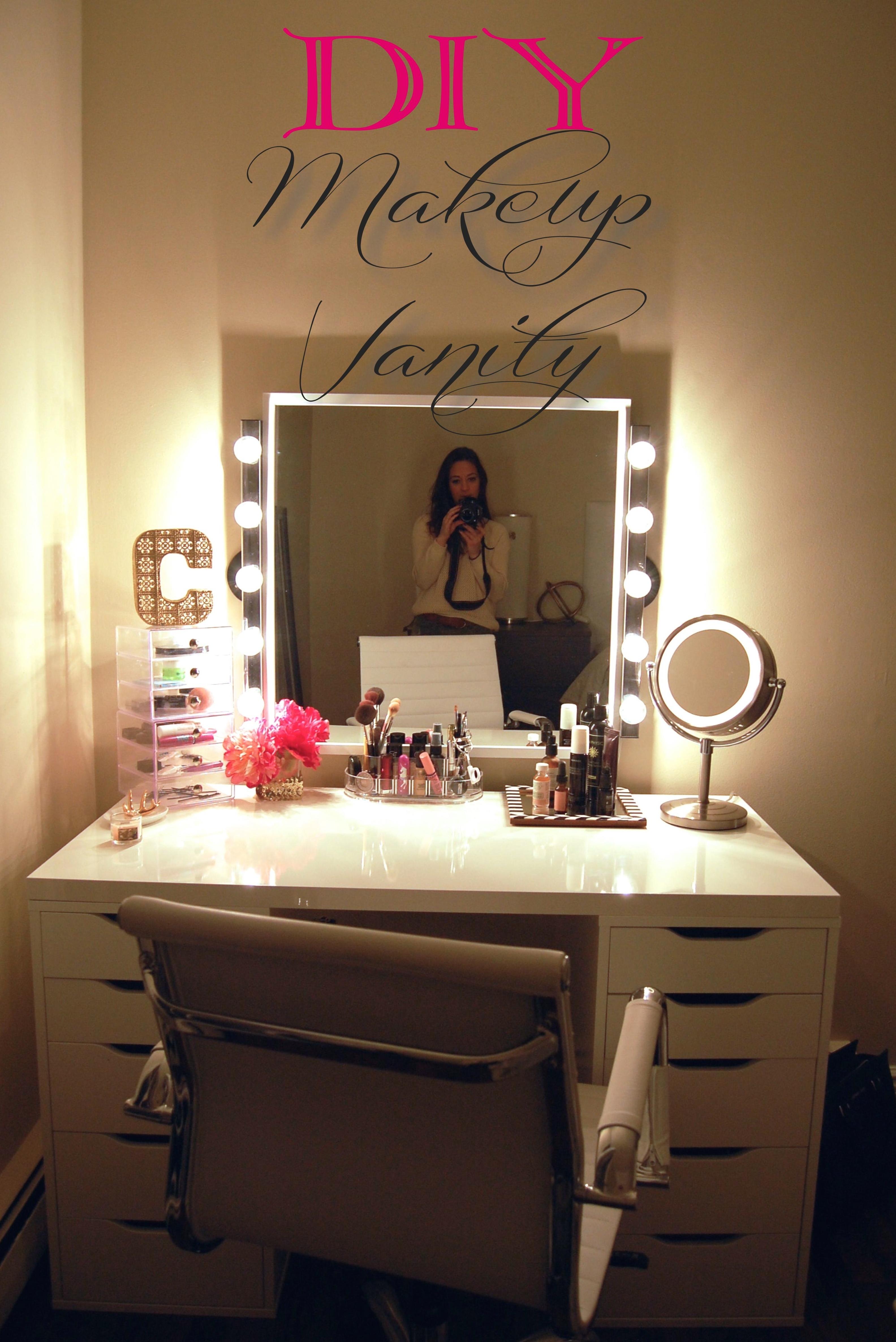Bathroom Mirror Lighting For Makeup