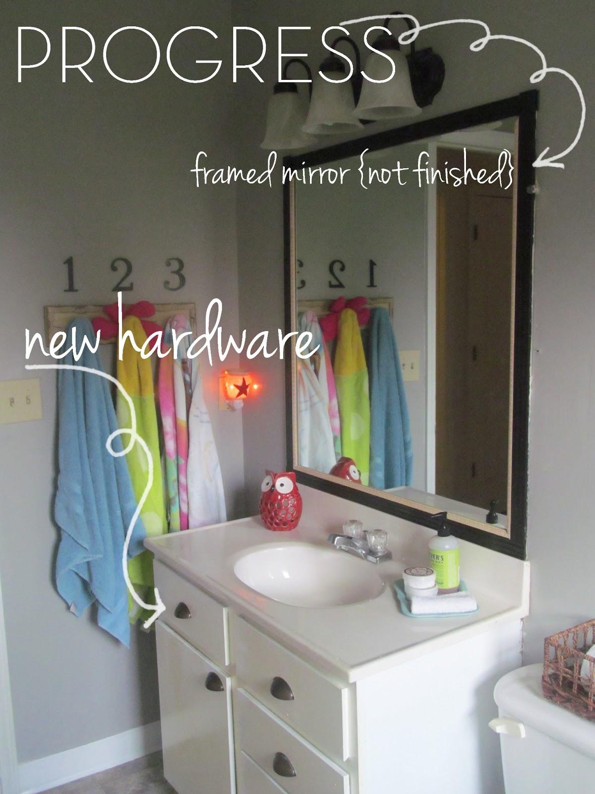 Bathroom Mirror Pictures Fail