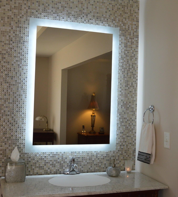 Bathroom Mirror Self Adhesive