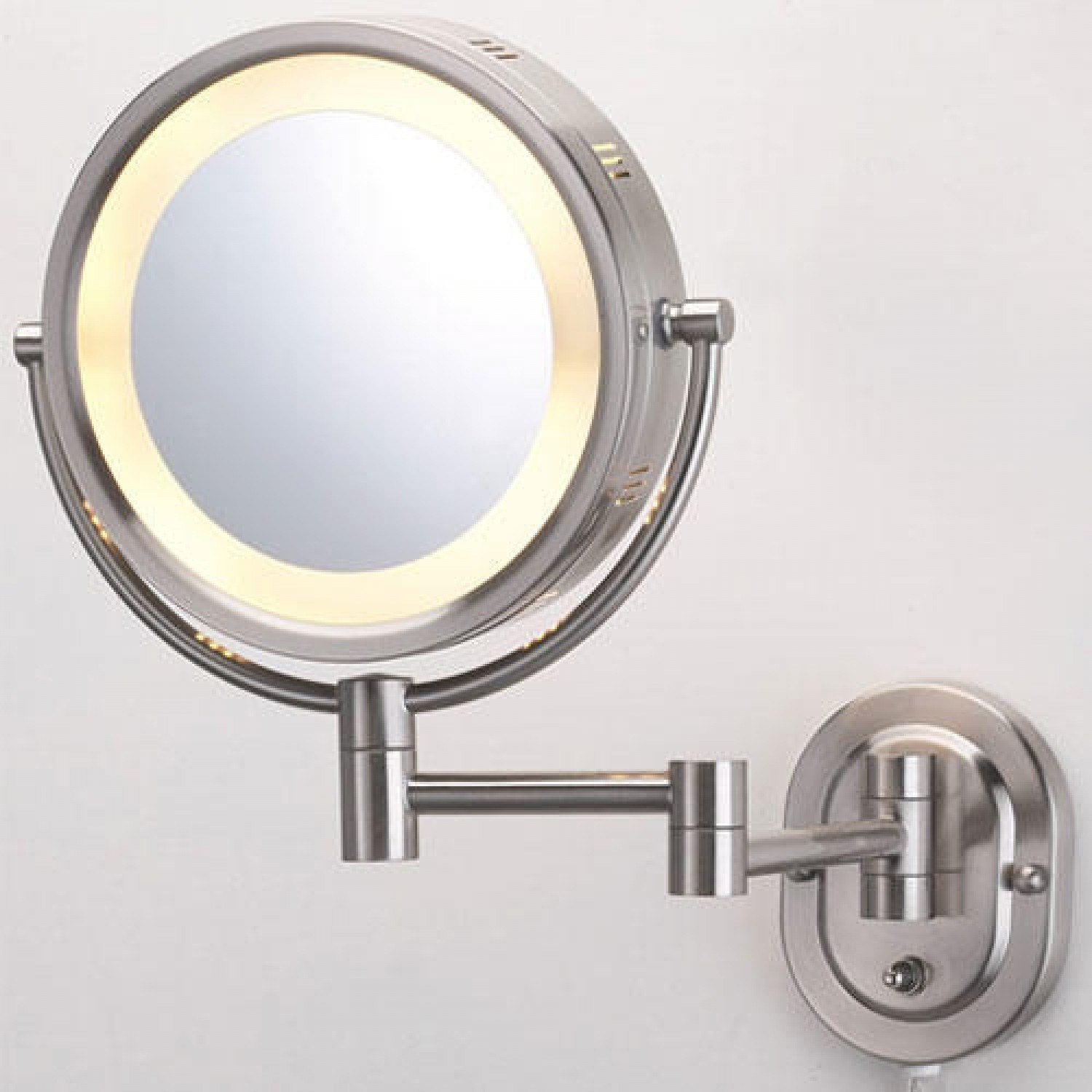 Bathroom Mirror Swing Arm