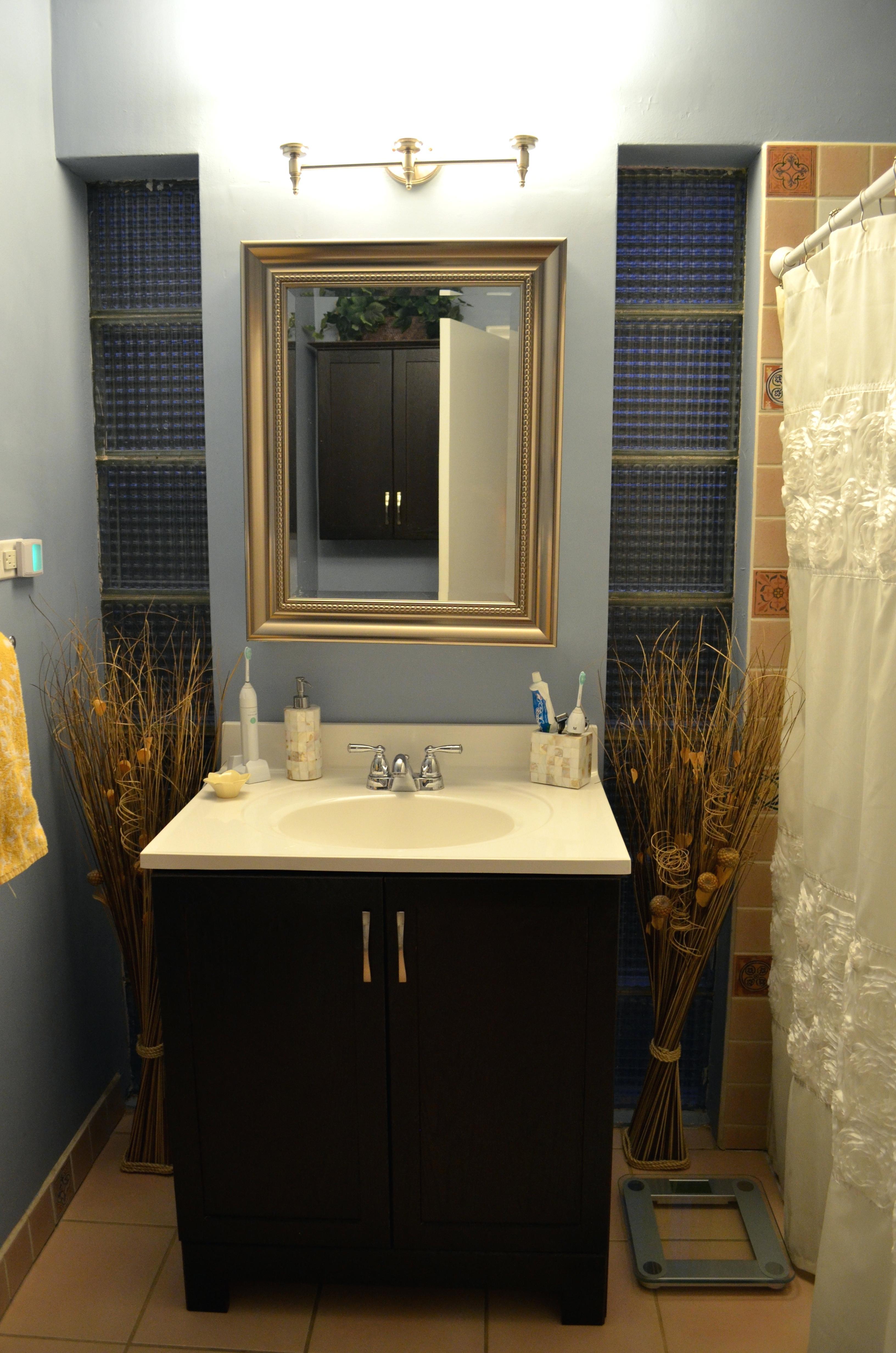 Bathroom Mirror Too Small