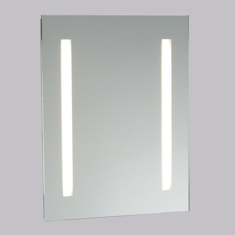 Bathroom Mirror With Light And Shaving Socket