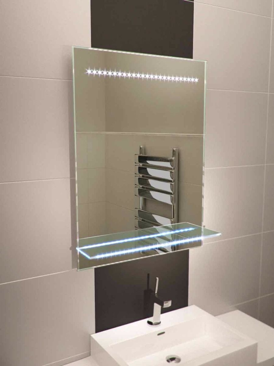 Bathroom Mirror With Shelf The Range