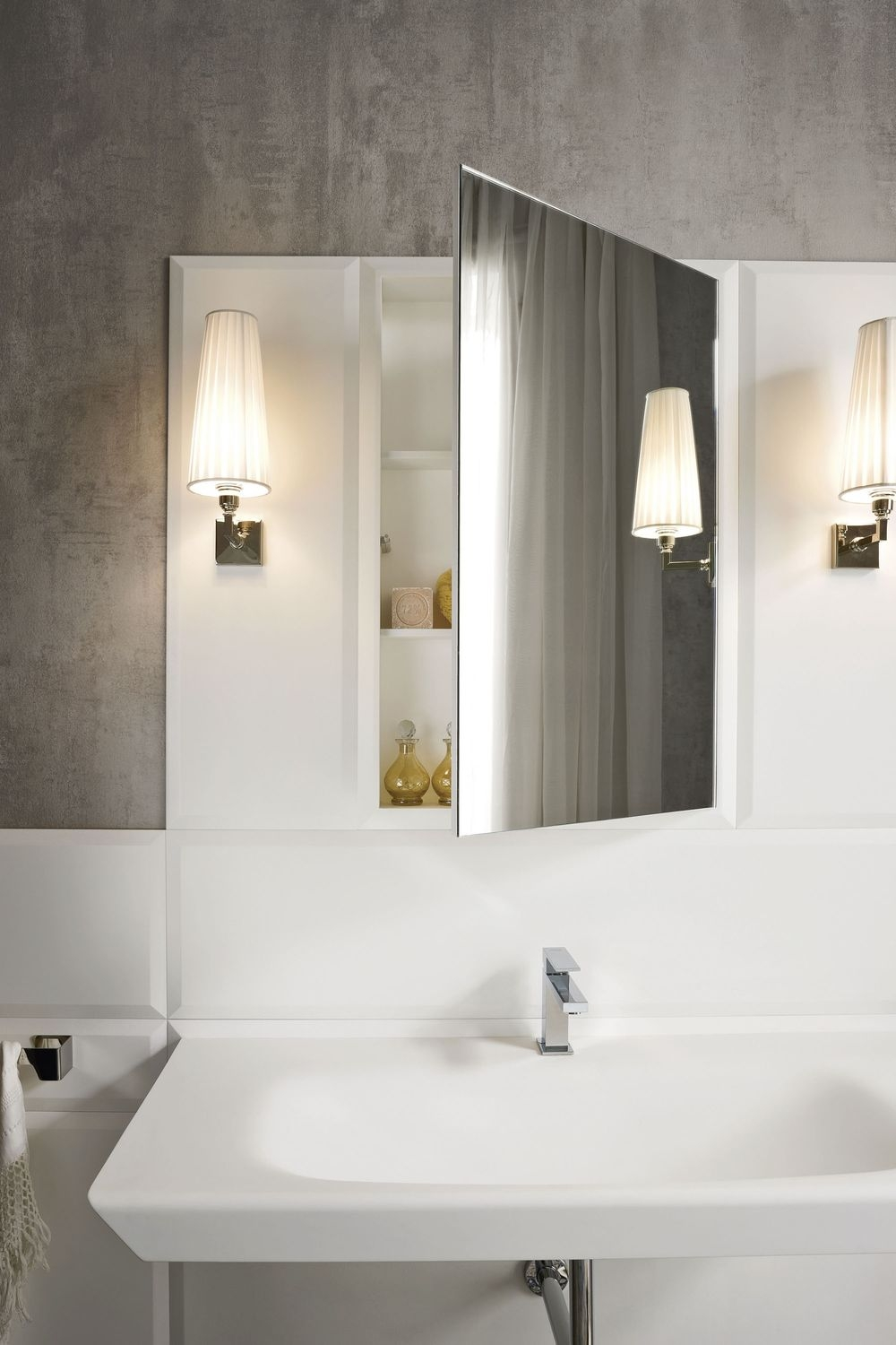 Bathroom Mirrors With Storage Ideas