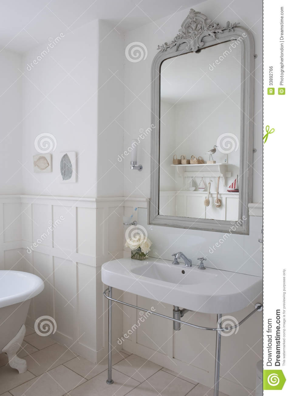 Bathroom Over Sink Mirrors