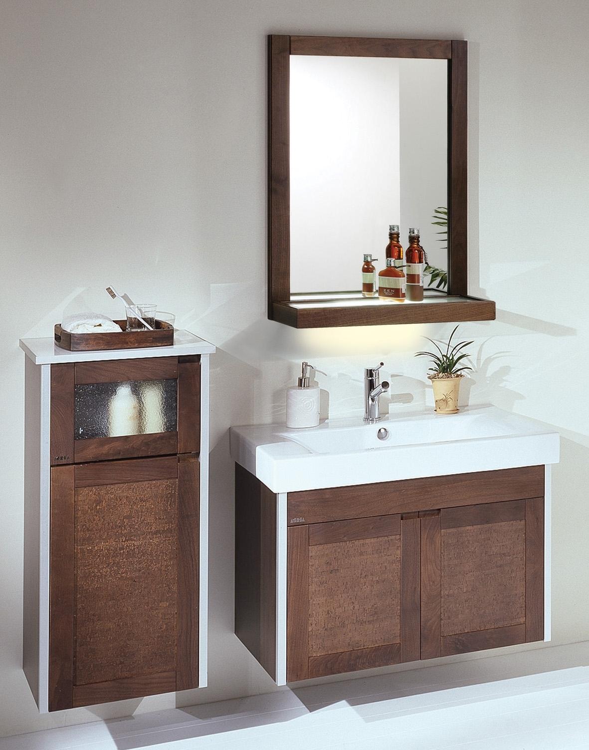Bathroom Sink Unit With Mirror