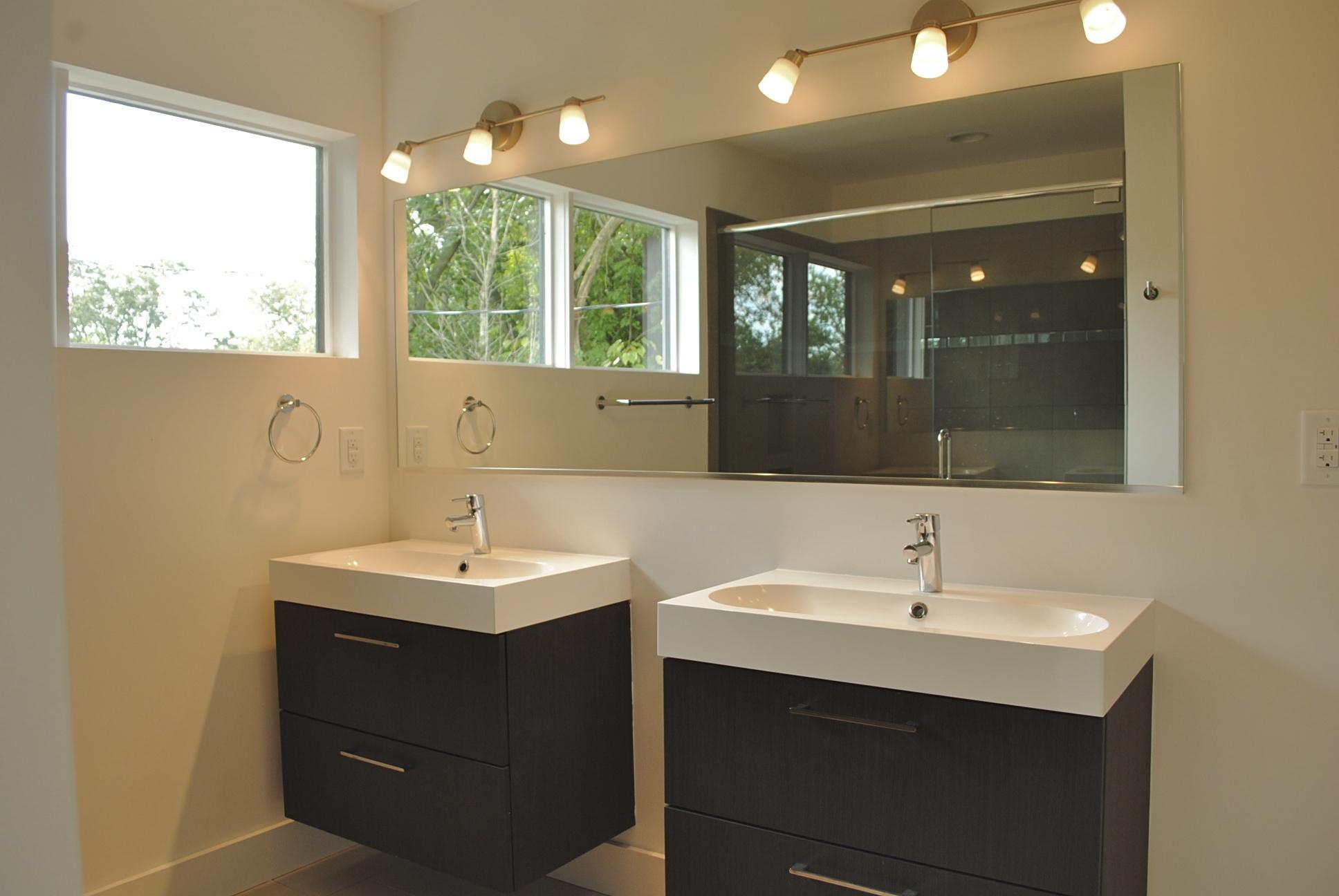 Bathroom Vanity Mirror Size