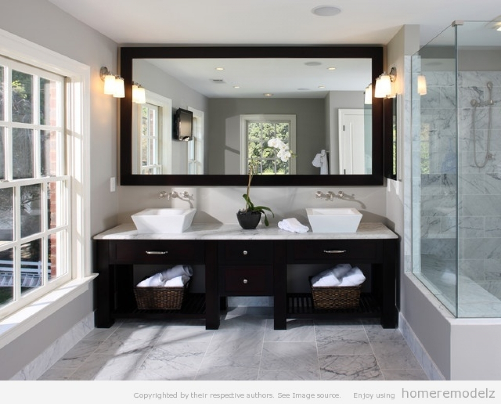 Bathroom Vanity Mirrors Ideas
