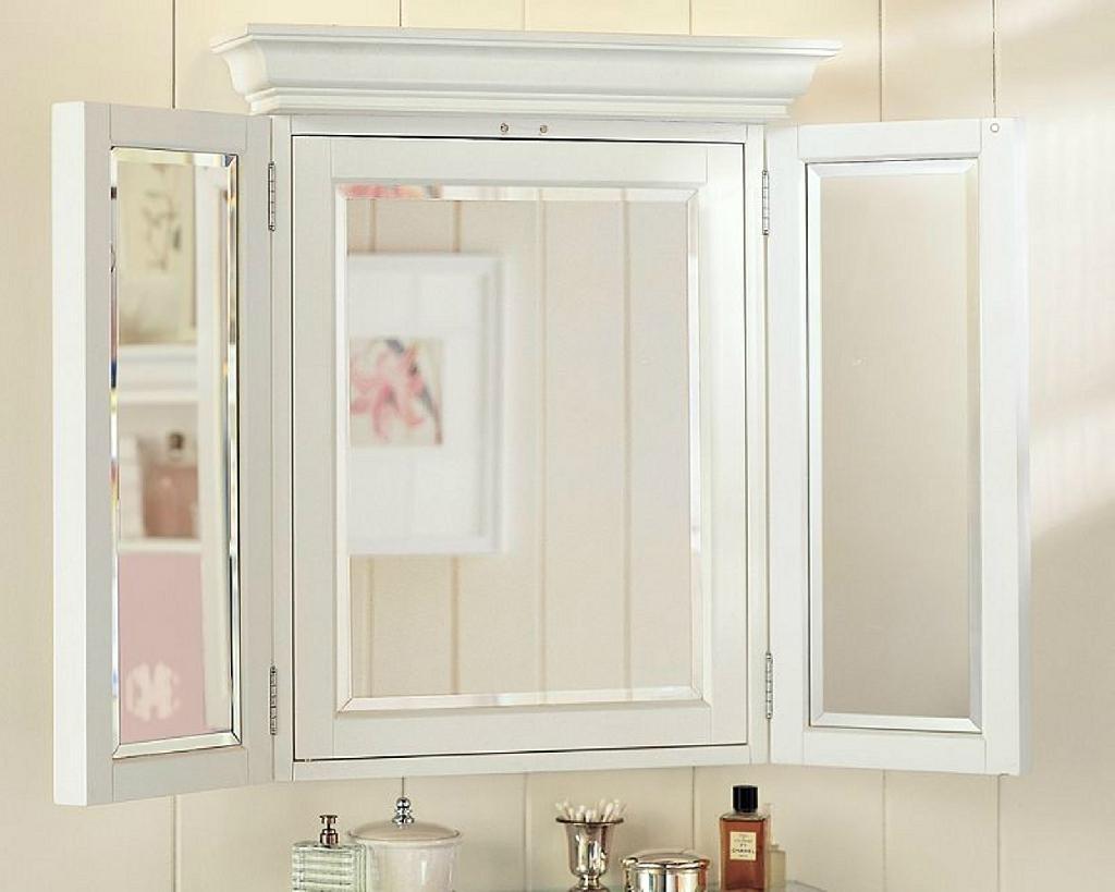 Bathroom Wall Cupboard Mirror