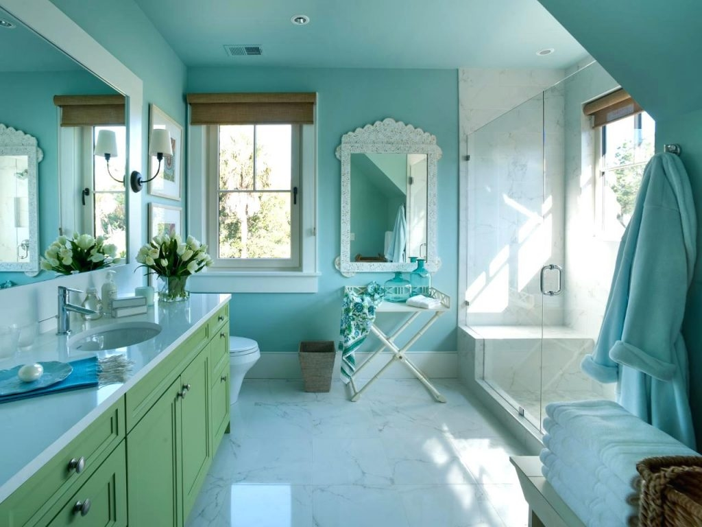 Beach House Wall Mirrors