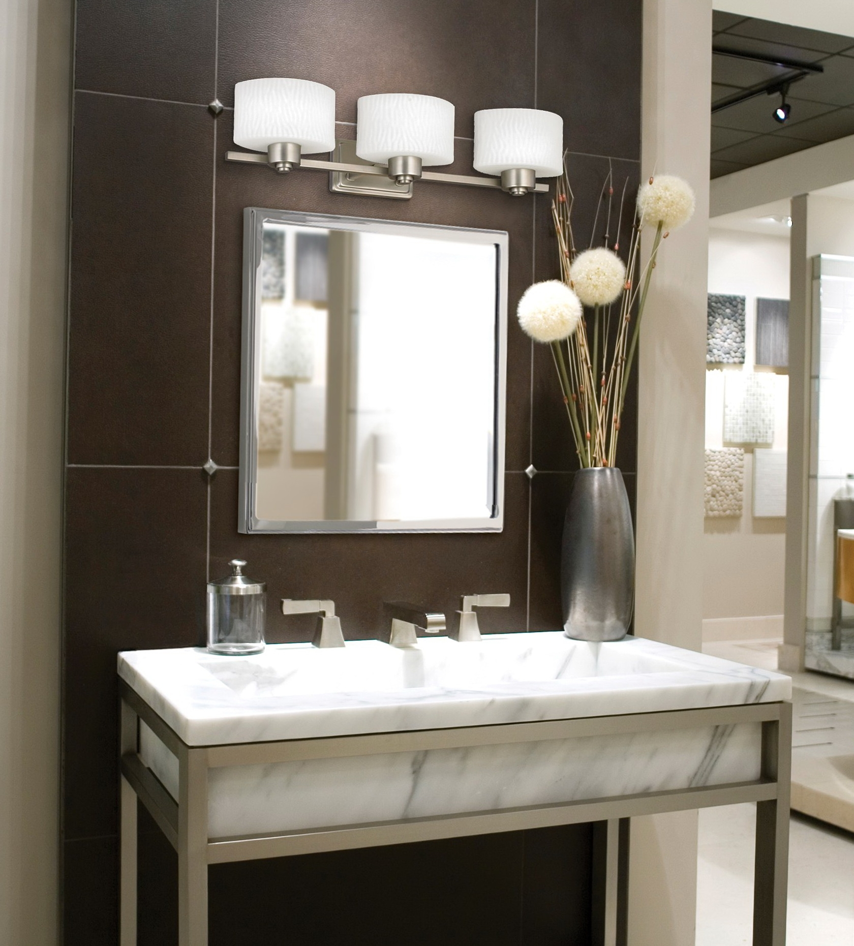 Beautiful Vanity Mirror Bathroom