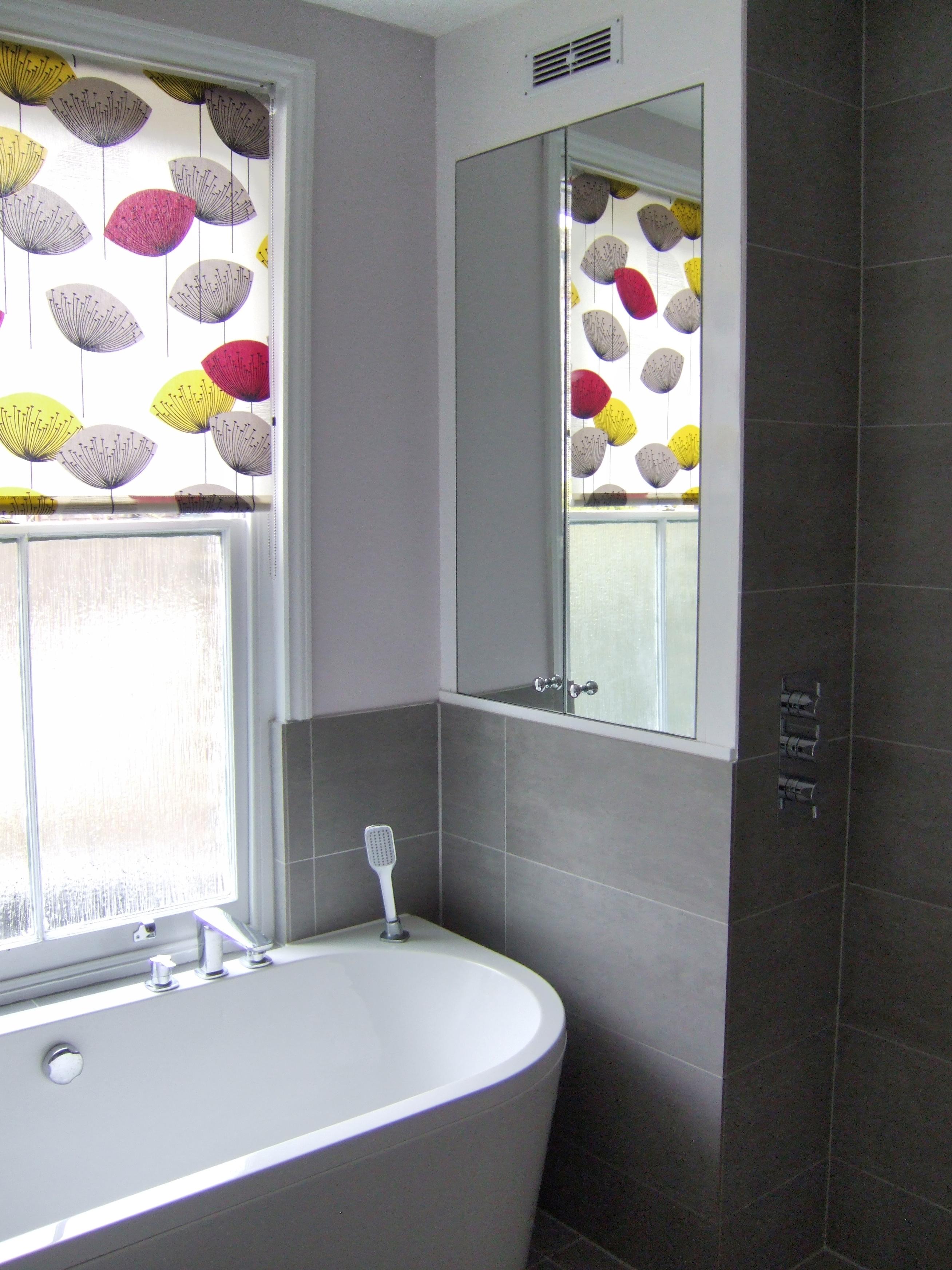 Bespoke Bathroom Mirror Doors