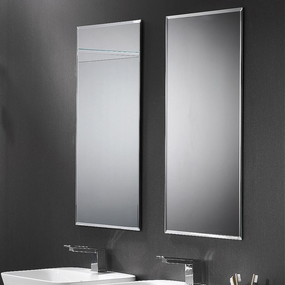 Bevelled Edge Bathroom Mirrors