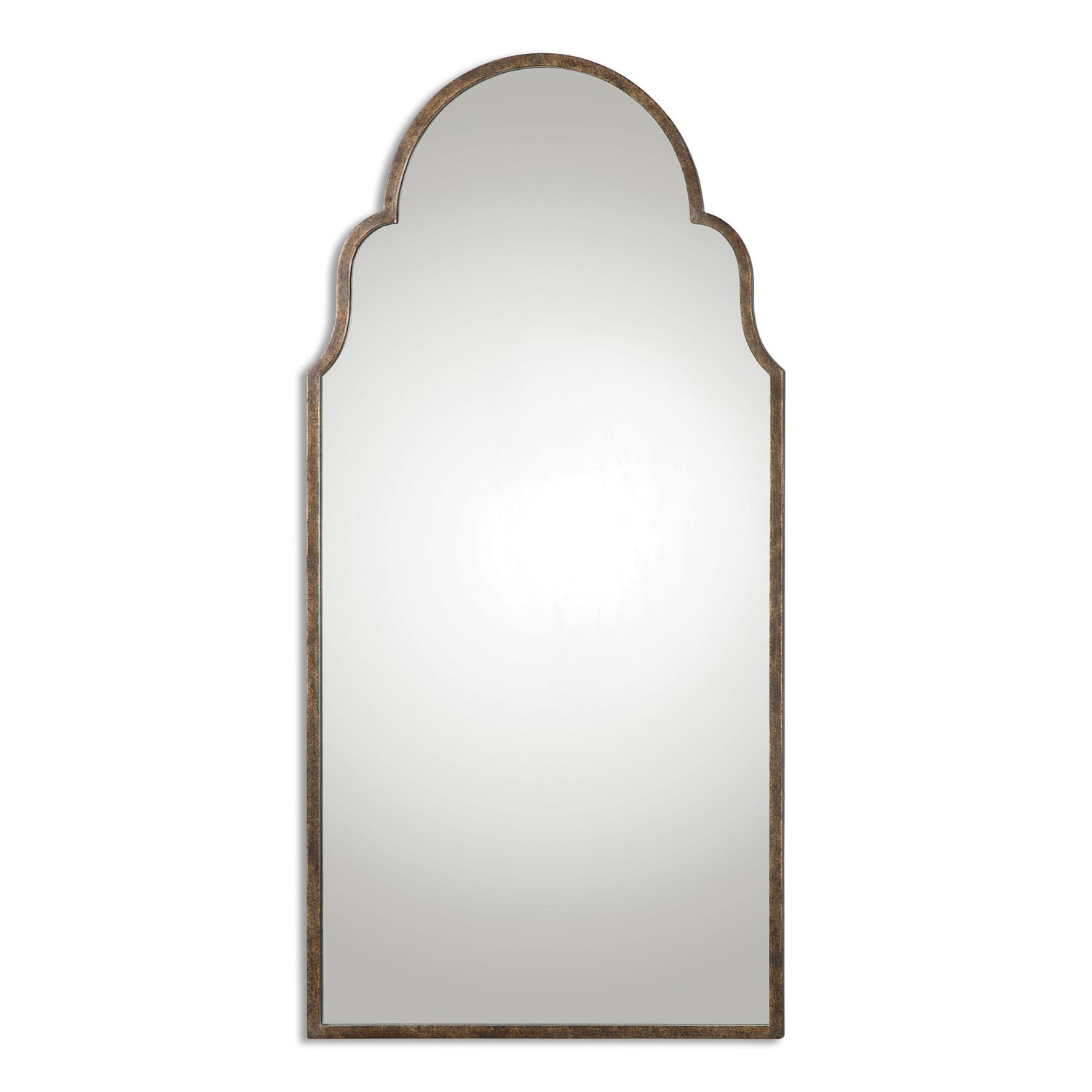 Black Arched Wall Mirrors