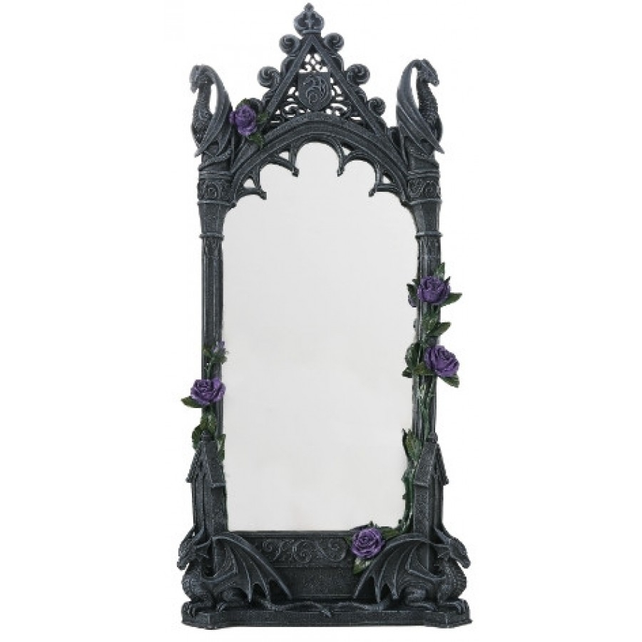 Black Gothic Wall Mirrors