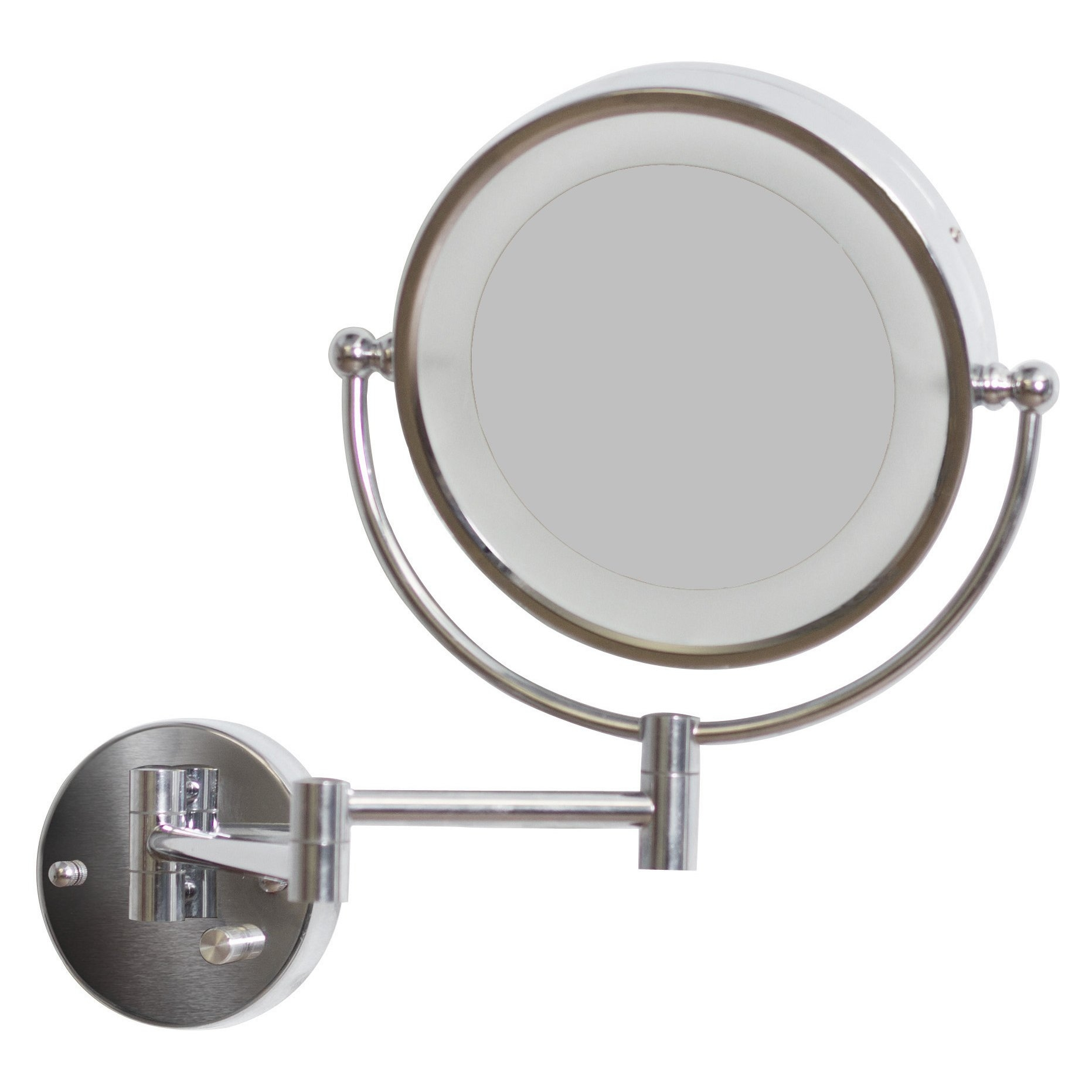 Brass Magnifying Wall Mirror Brass Magnifying Wall Mirror dar home co round brass led wall mount magnifying wall mirror 1863 X 1863