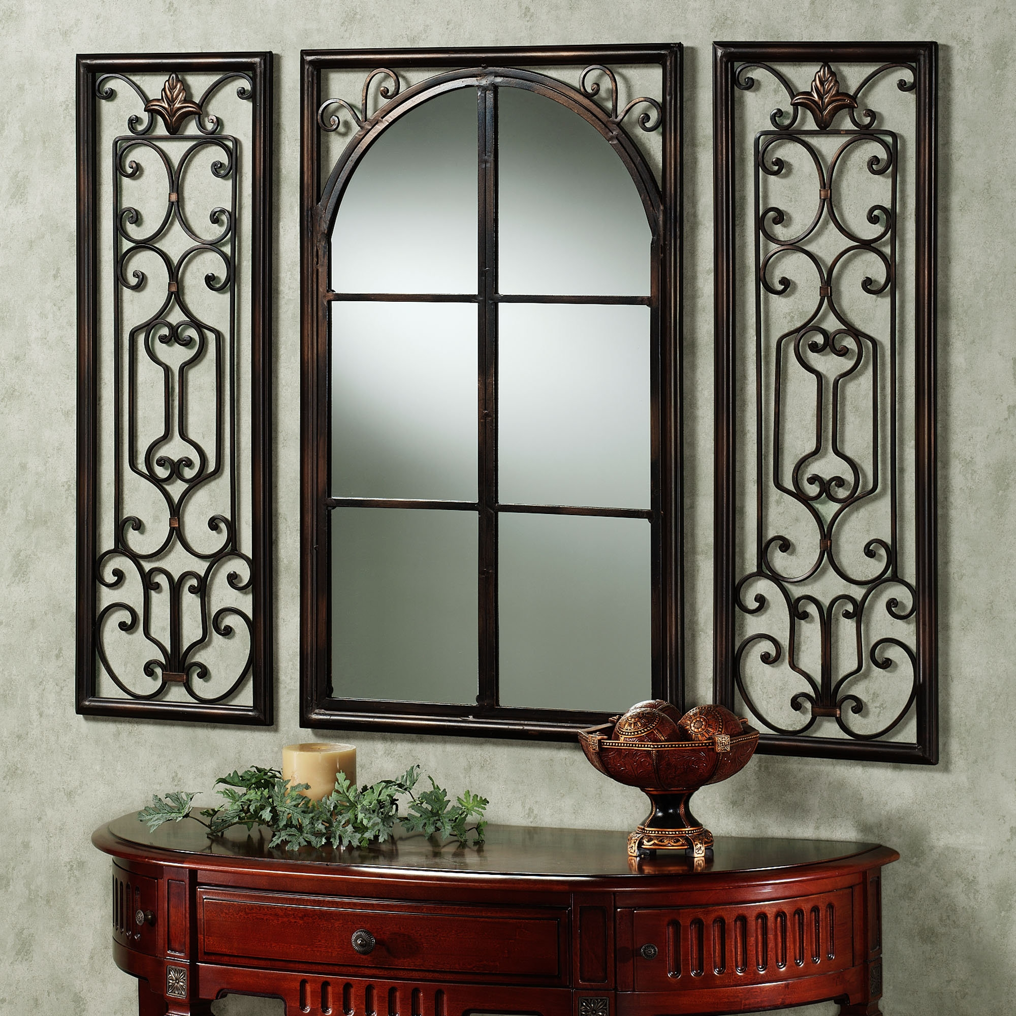 Bronze Finish Wall Mirrors Bronze Finish Wall Mirrors sophisticated iron graphic wall mirrors frames for wall decors 2000 X 2000