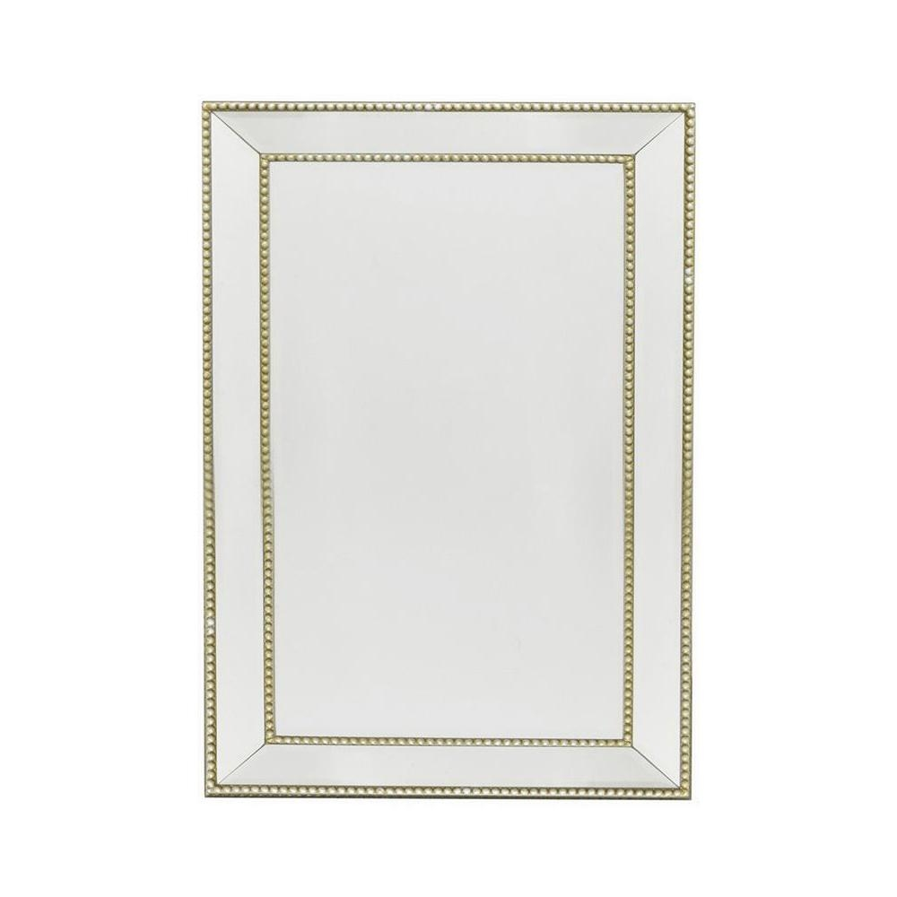 Champagne Framed Wall Mirror