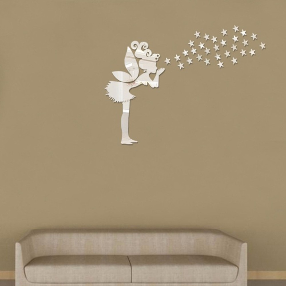 Children'S Stick On Wall Mirrors
