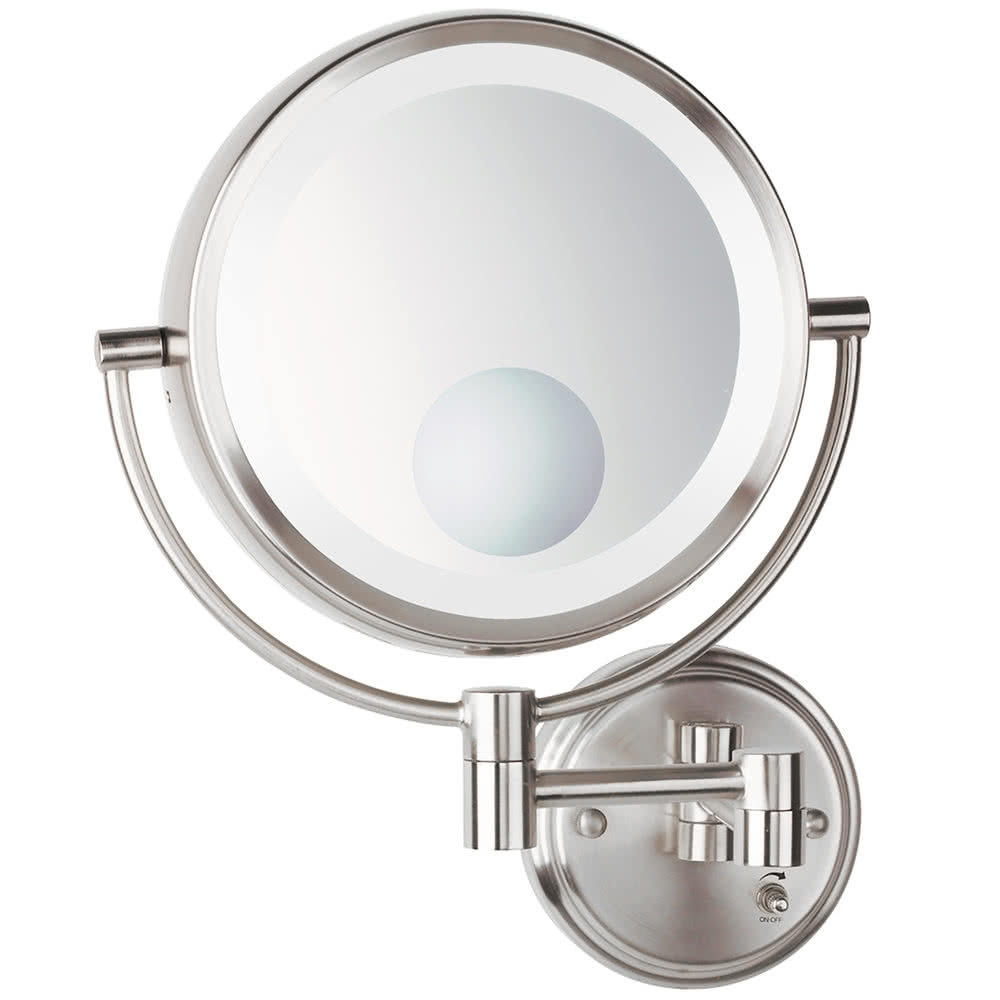 Conair Wall Mount Mirror Lighted