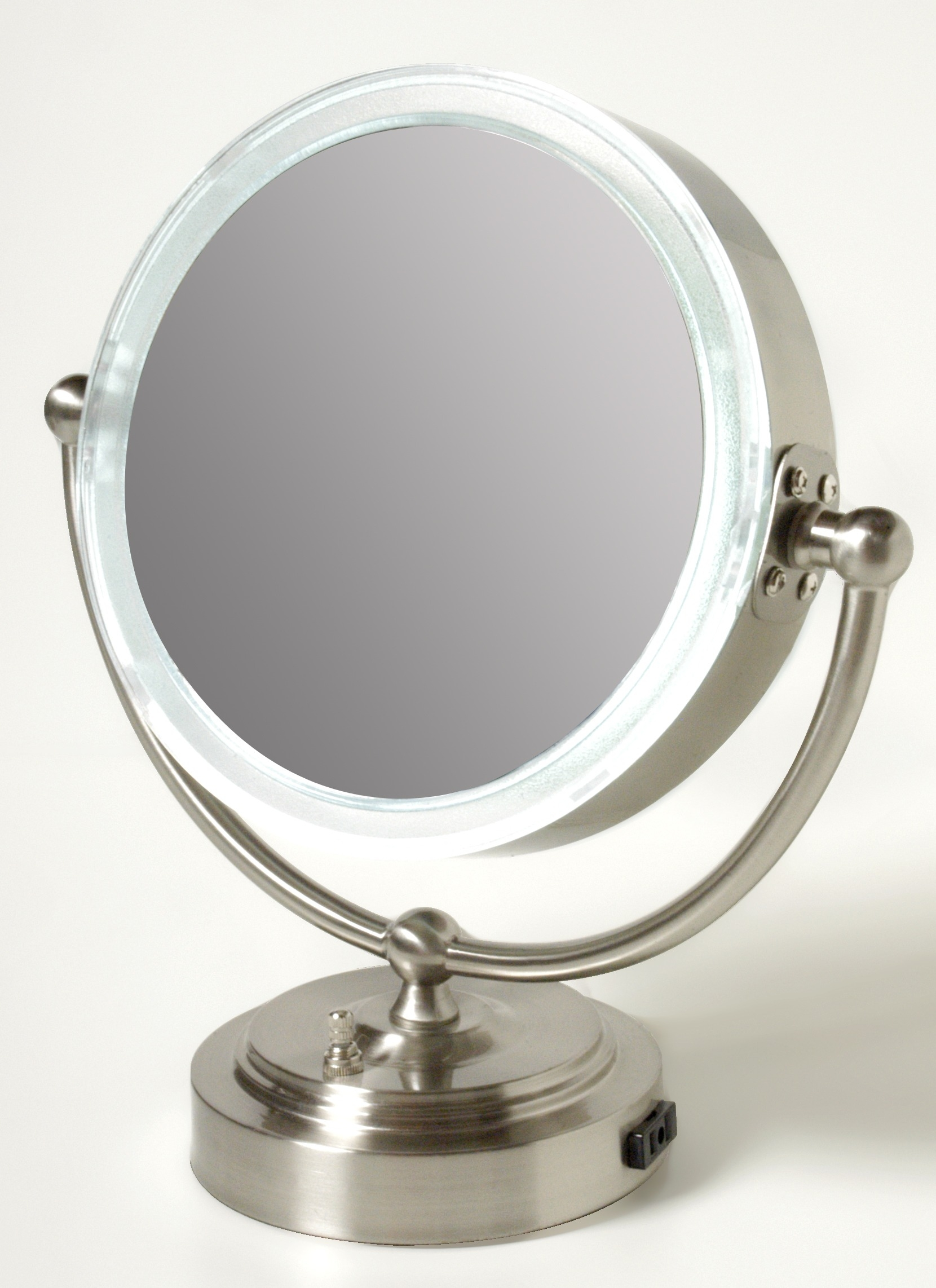Conair Wall Mounted Lighted Magnifying Mirror