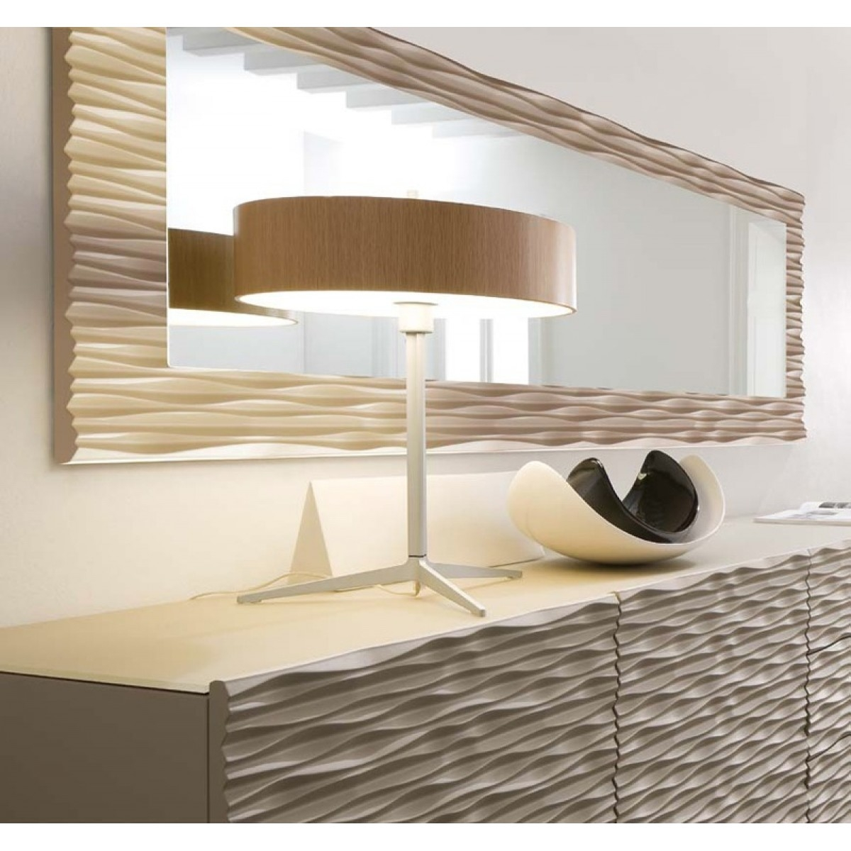 Contemporary Wall Mirrors Large