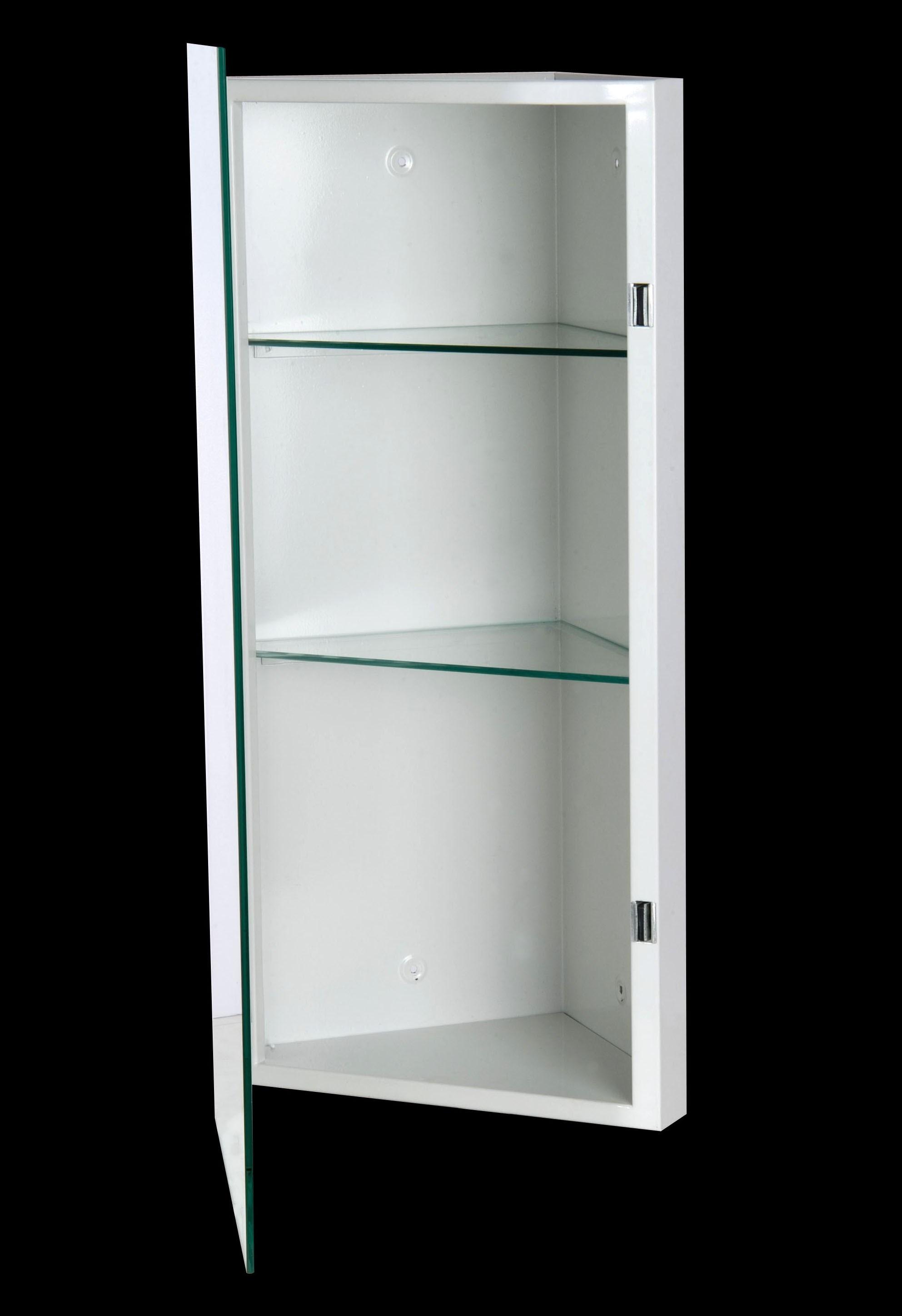 Corner Bathroom Medicine Cabinets With Mirrors