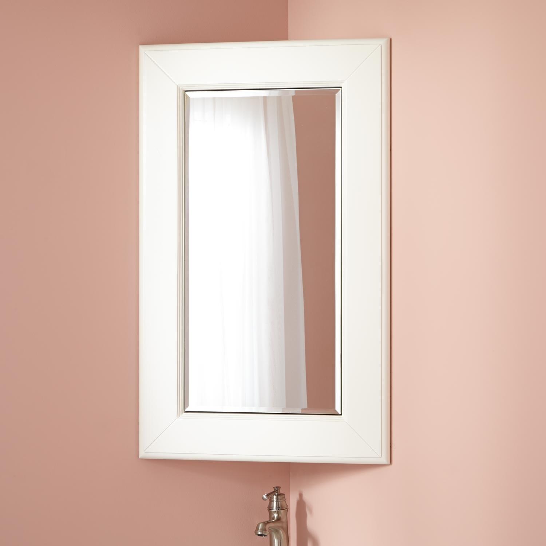 Corner Mirror Medicine Cabinet Bathroom1500 X 1500