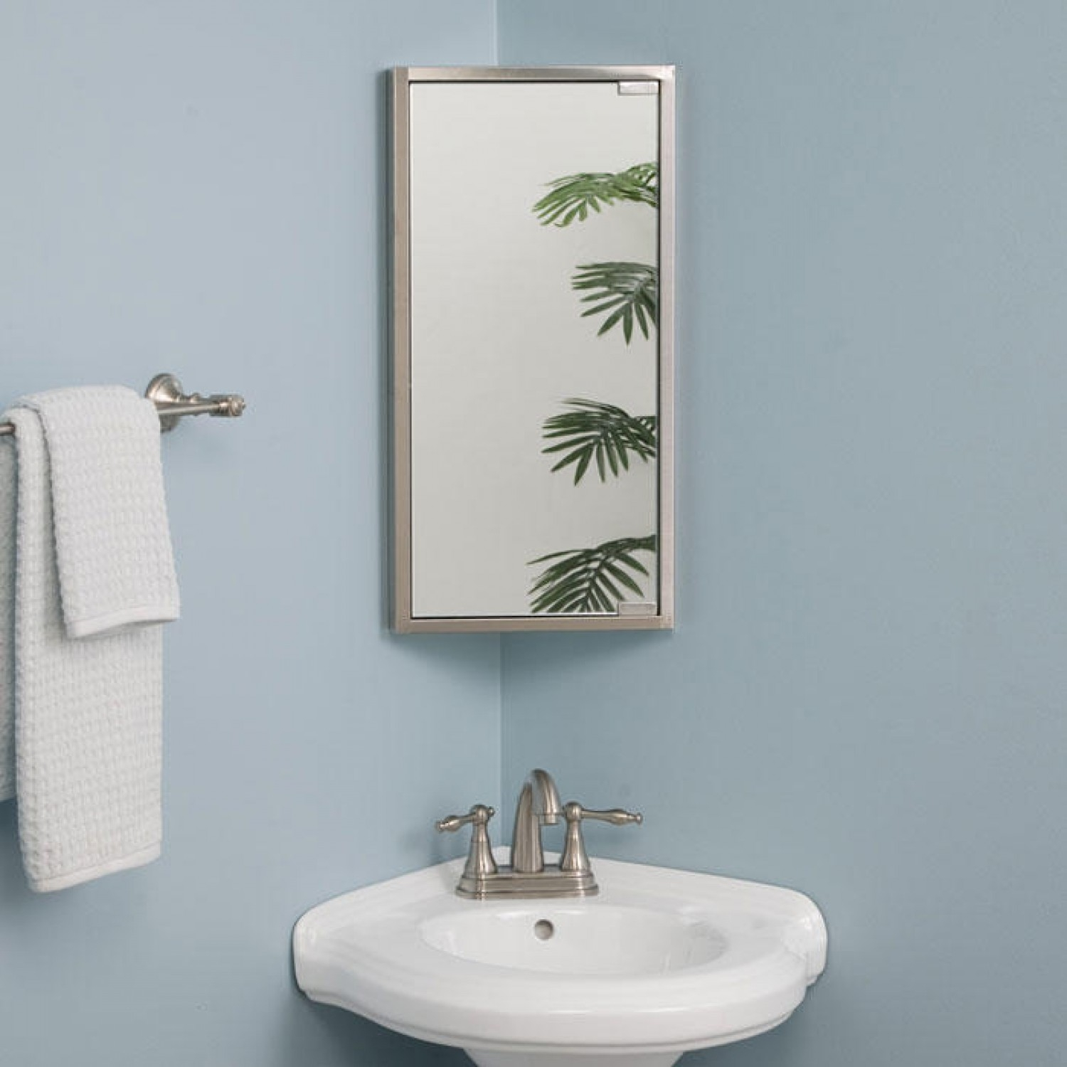 Permalink to Corner Mirrors For Bathrooms