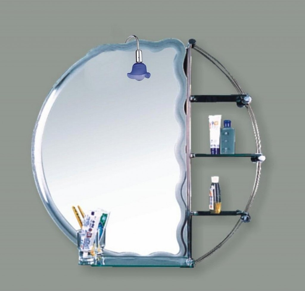 Creative Ideas For Bathroom Mirrors