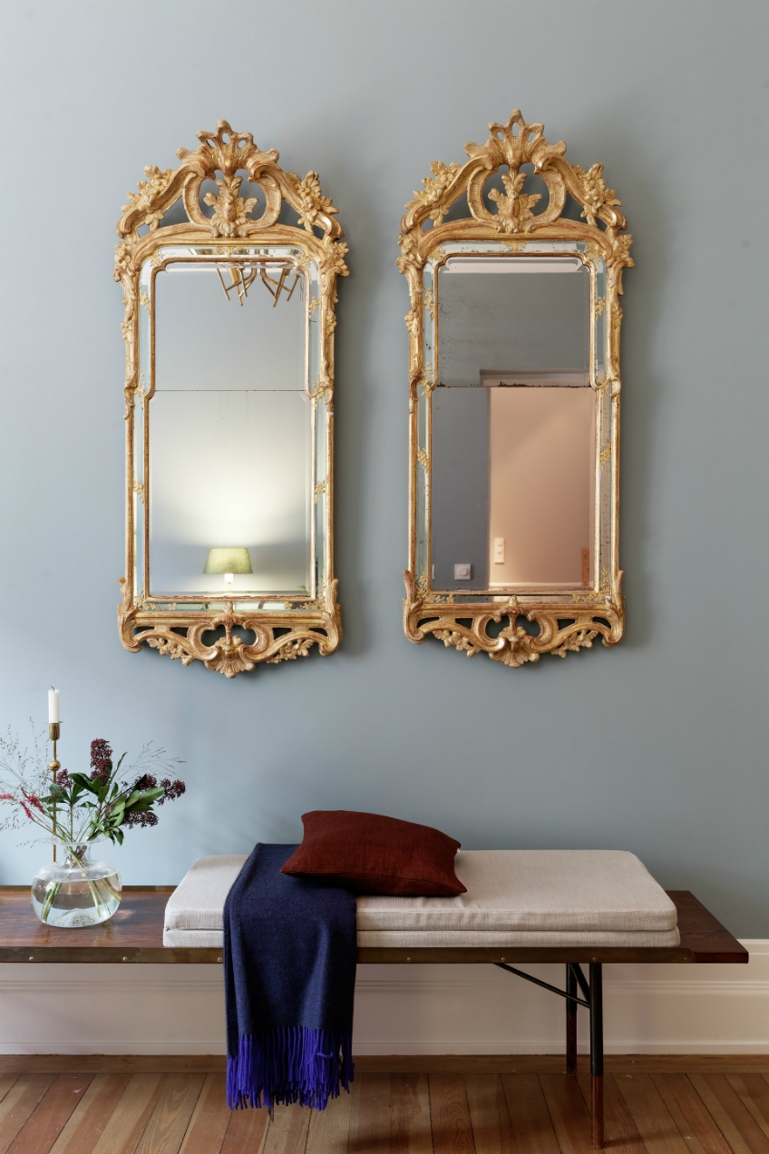 Creative Wall Mirror Ideas