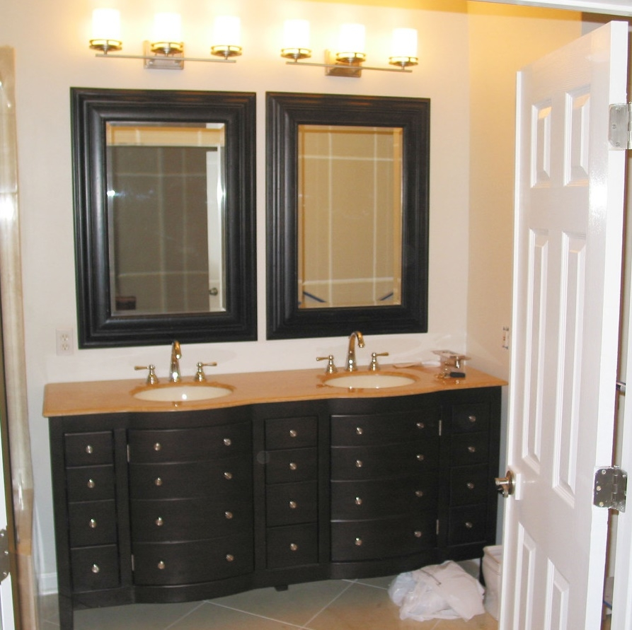 Decorative Bathroom Vanity Wall Mirrors