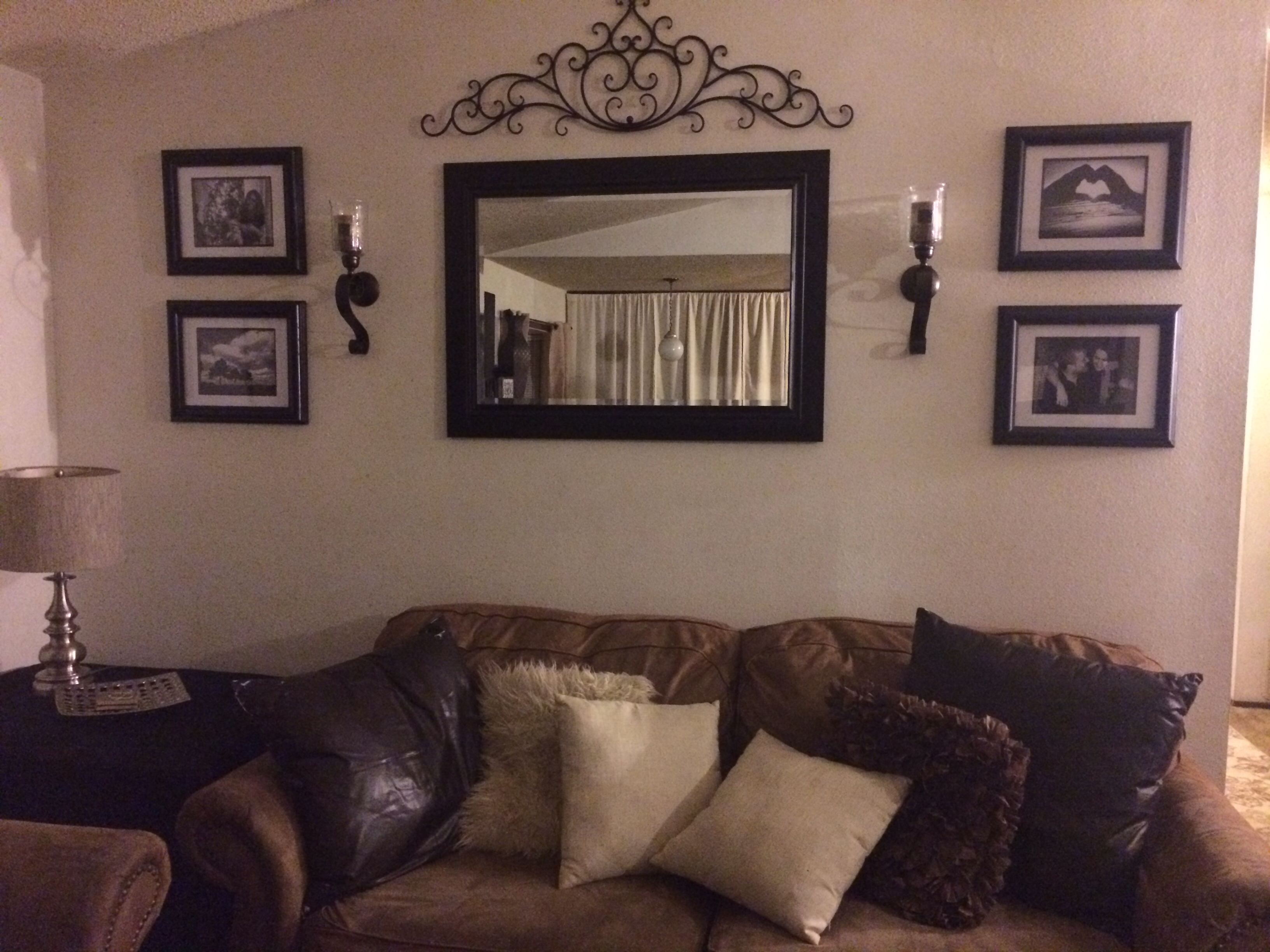 Decorative Wall Mirror For Living Room