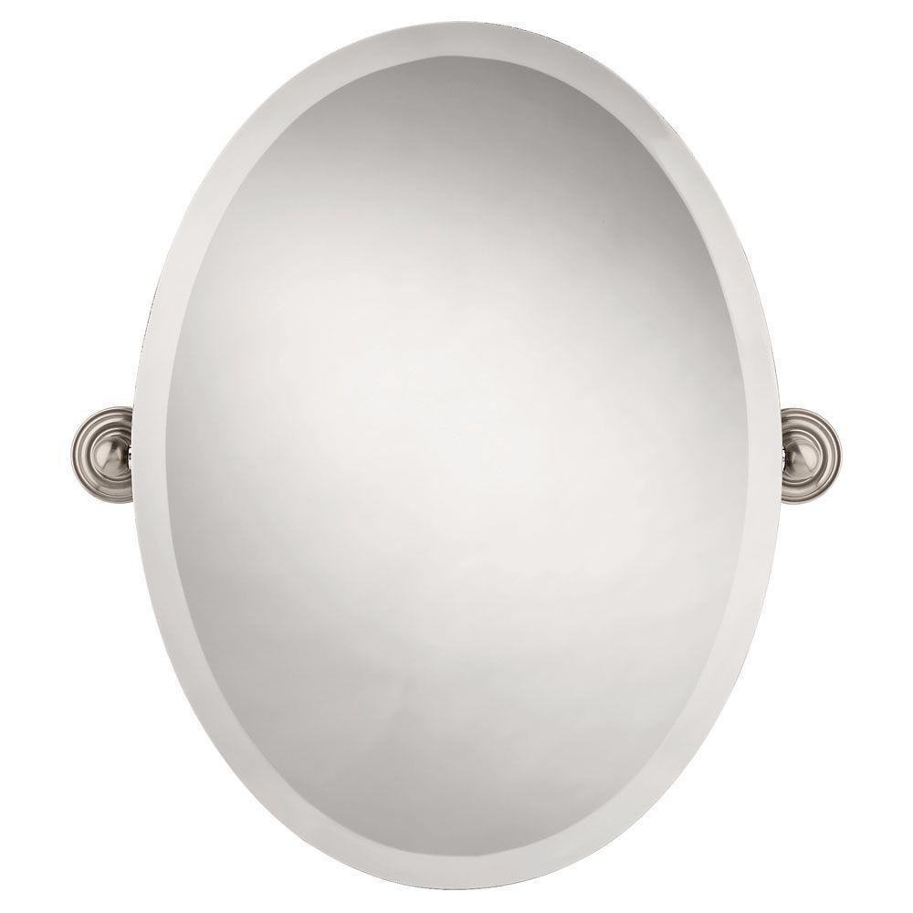Delta Oval Bathroom Mirrors