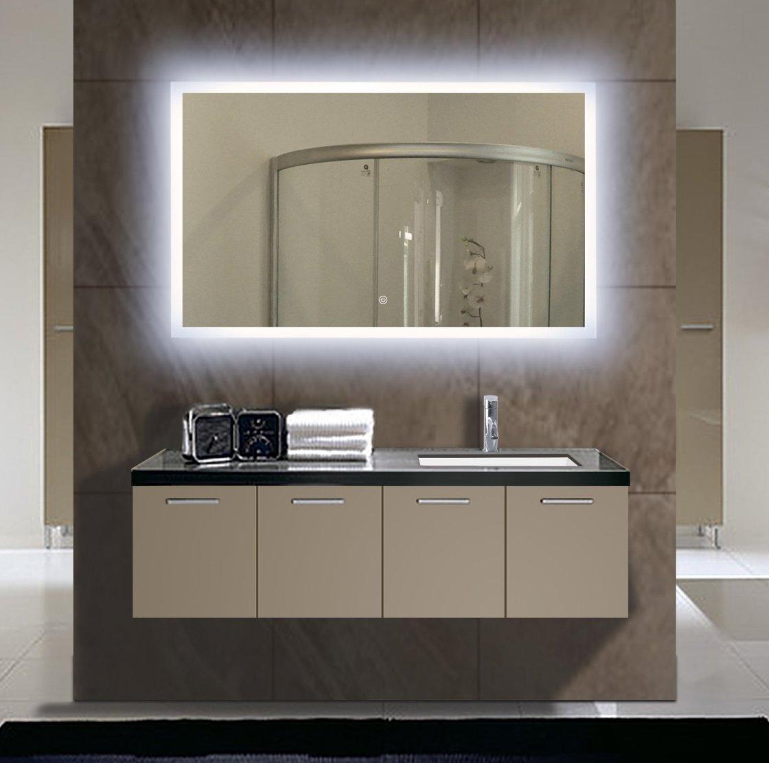 Design Bathroom Vanity Mirrors