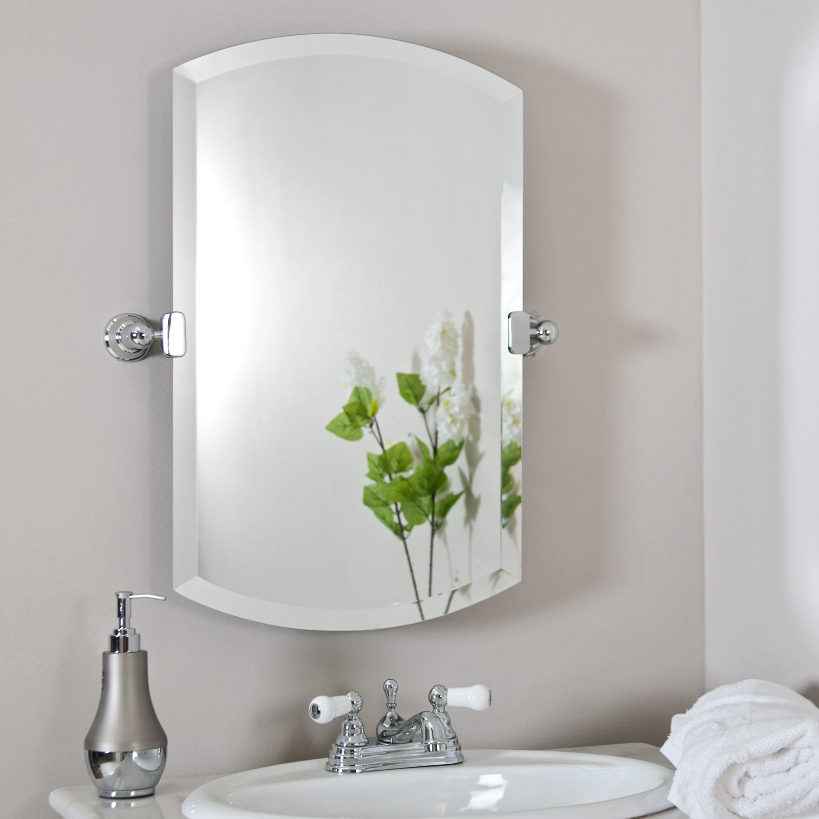 Designs For Bathroom Mirrors