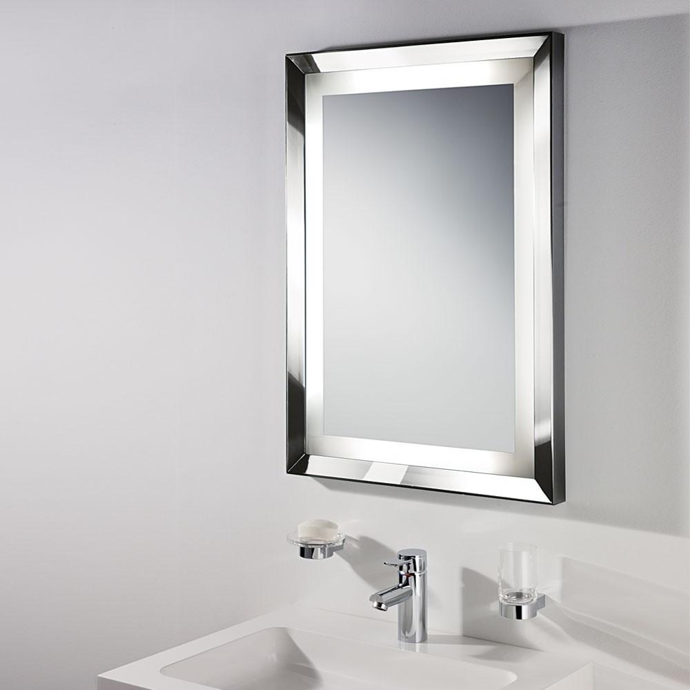 Elegant Bathroom Wall Mirrors
