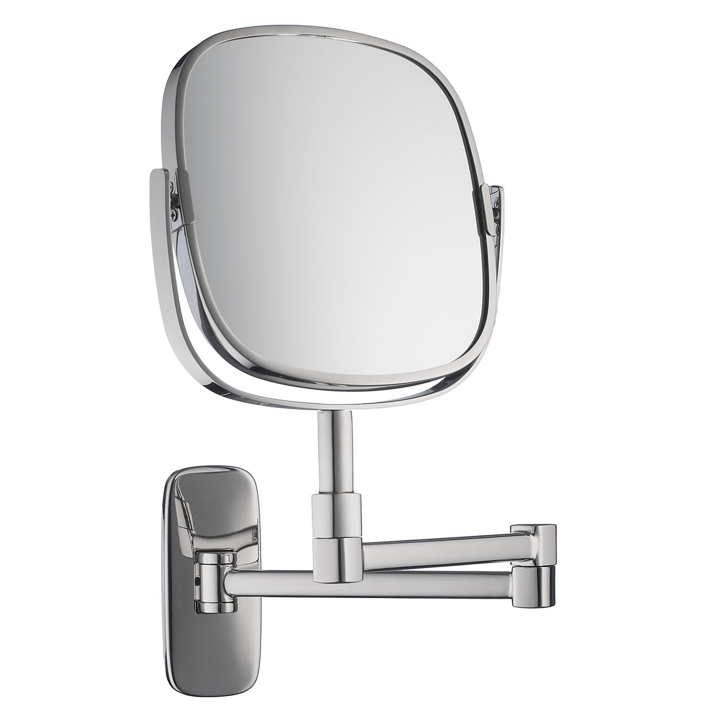 Extendable Bathroom Wall Mirrors